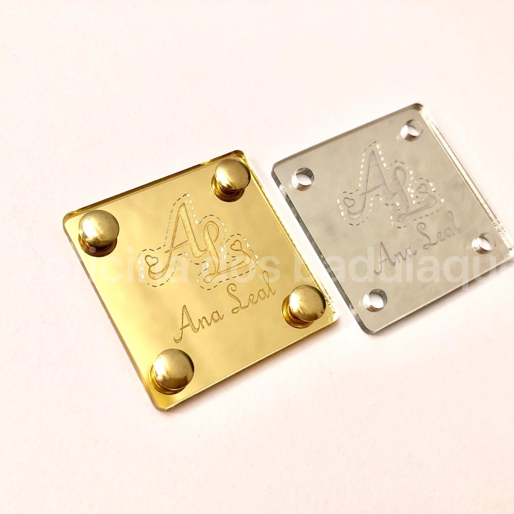 dc72e0255 50 Finalizador em Acrilico Etiquetas | Elo7