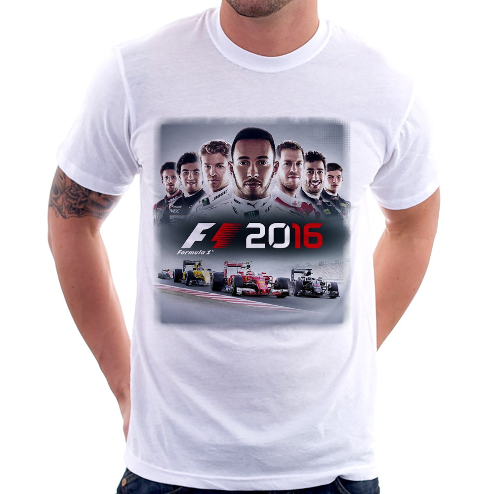 Camiseta do Hamilton F1  c8222e6d6e2bf