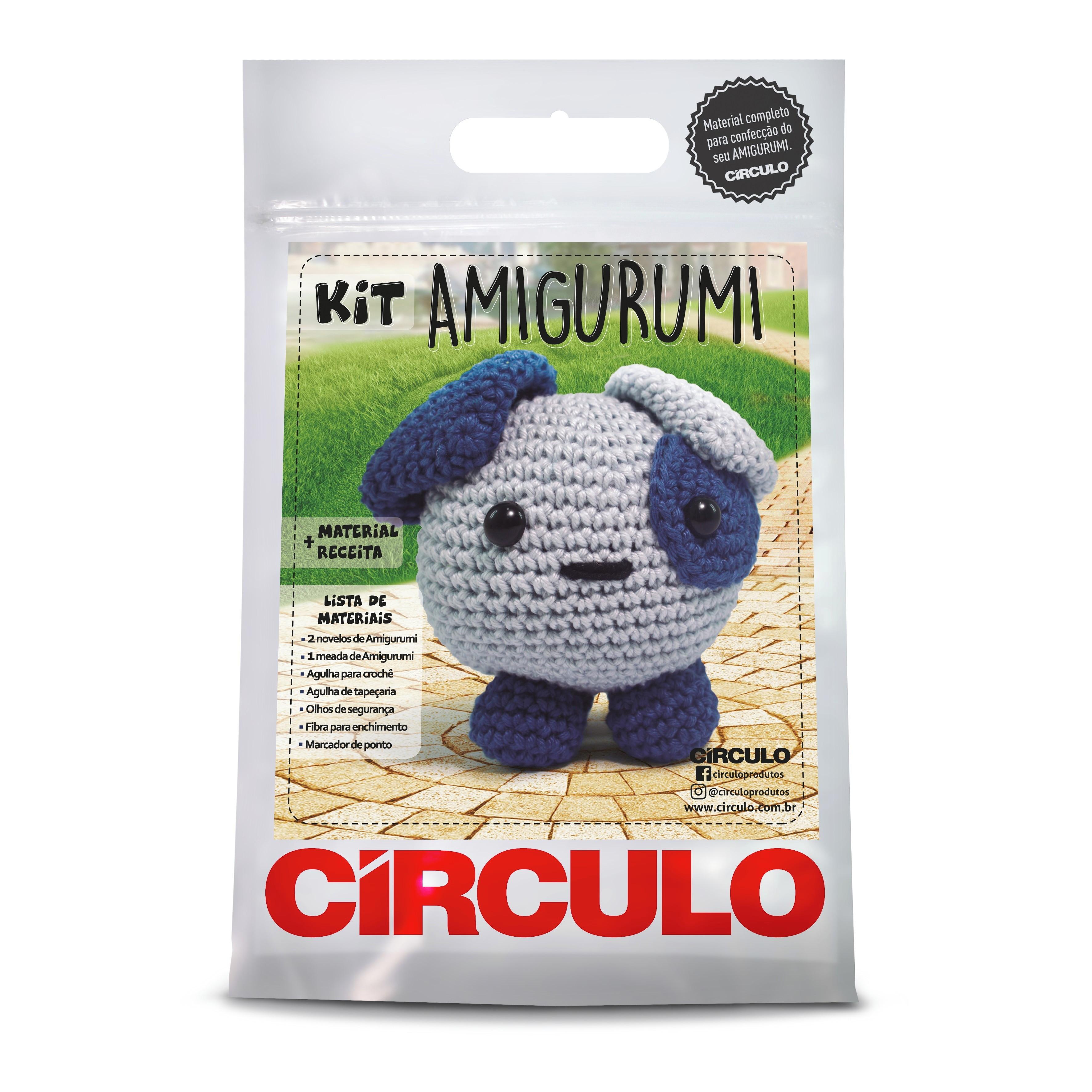 Kit Imperdível! 25 Linha Amigurumi + Agulha Soft + 4 Brindes - R ... | 3543x3543