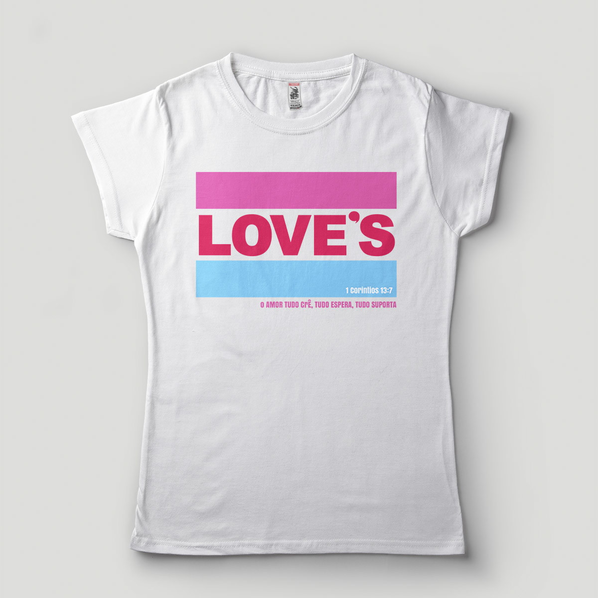 Camiseta Feminina Levis Logo  213e7df0635
