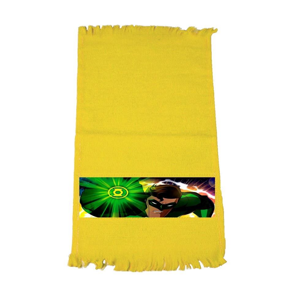 Toalha de Festas em Veludo Verde  ebd17b35fe70a