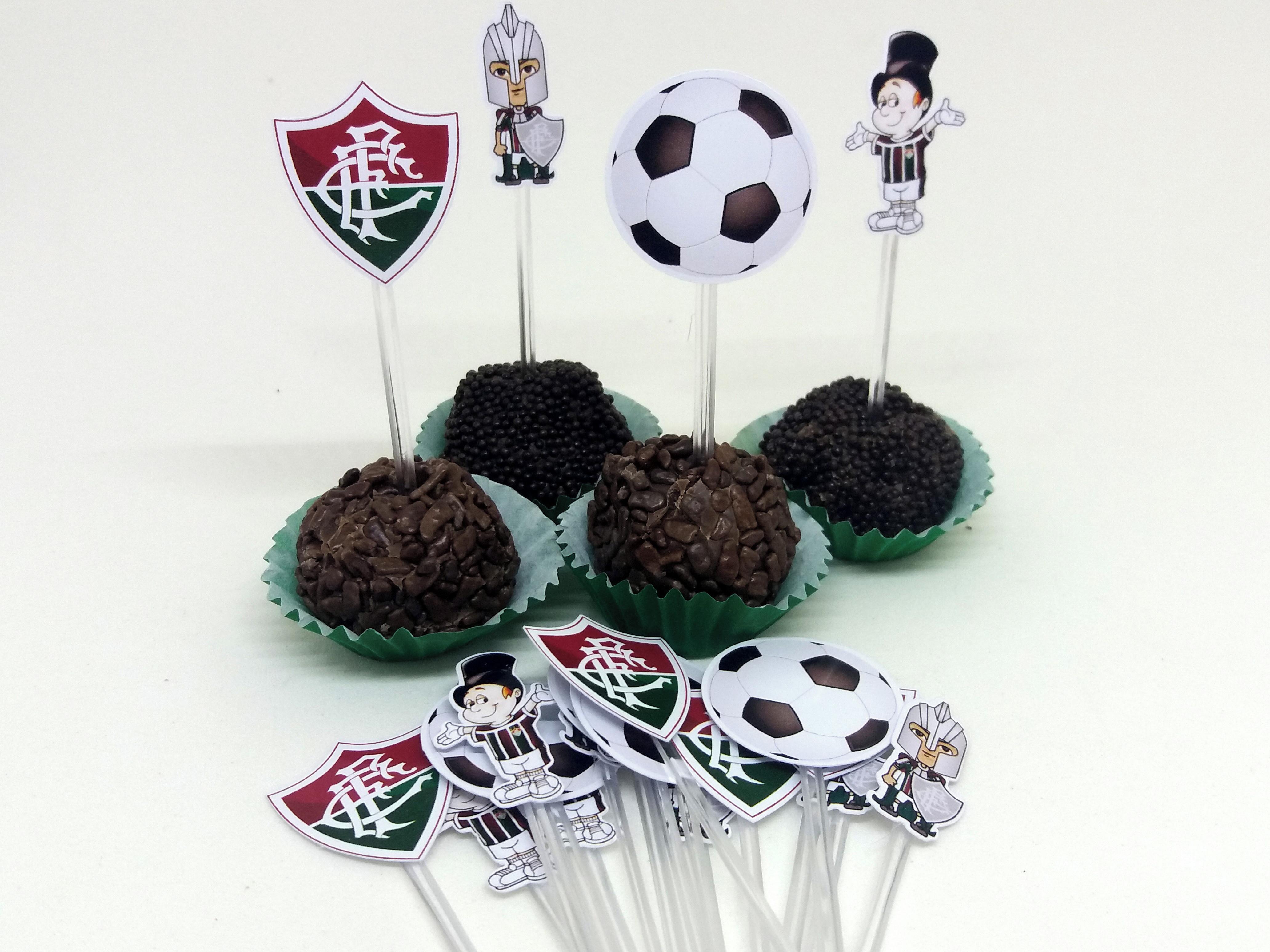 Topper Time Fluminense 2  f7b3c7f70be68