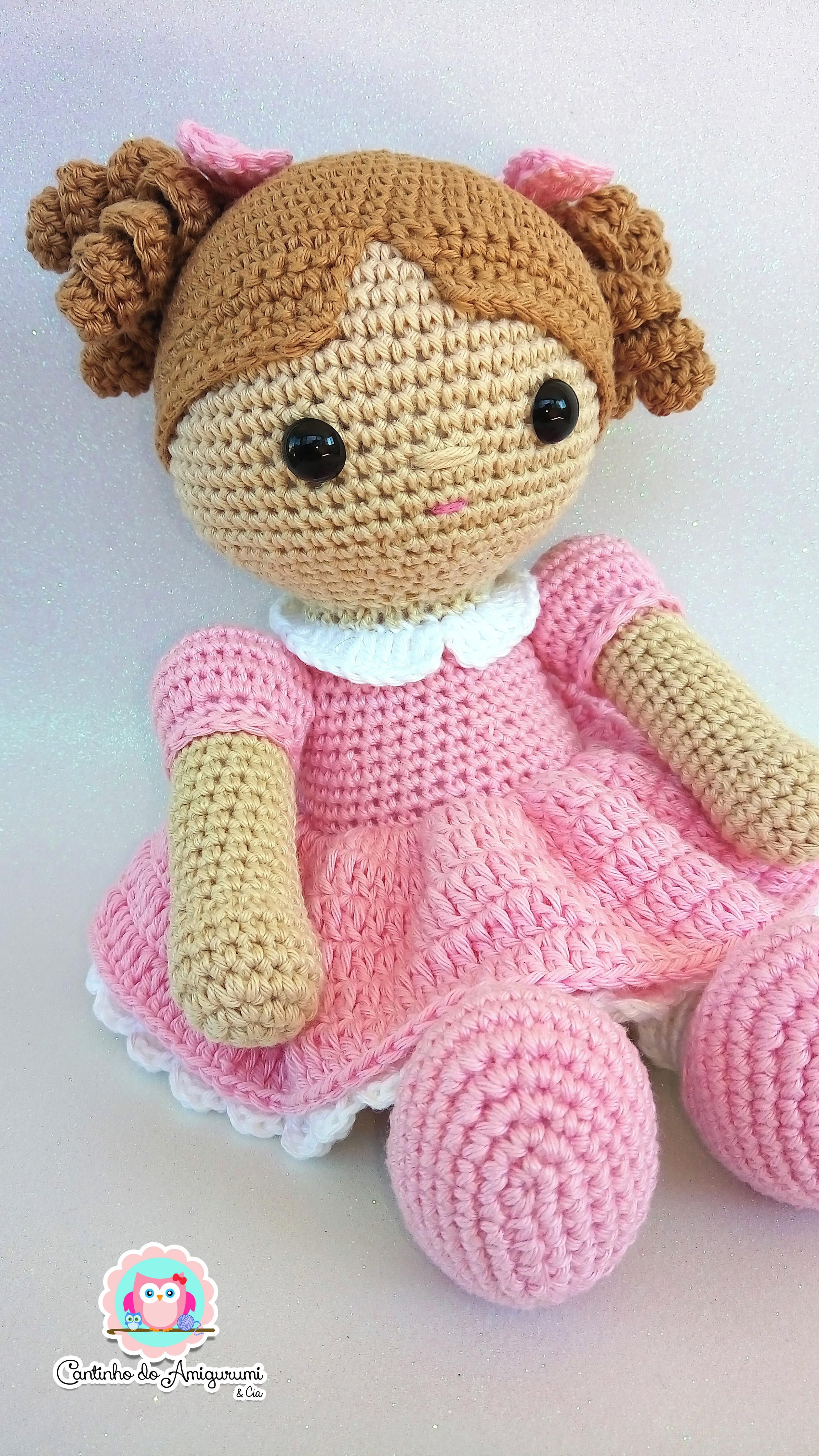 Boneca de crochê: +40 ideias com amigurumi fantásticas ... | 4096x2304
