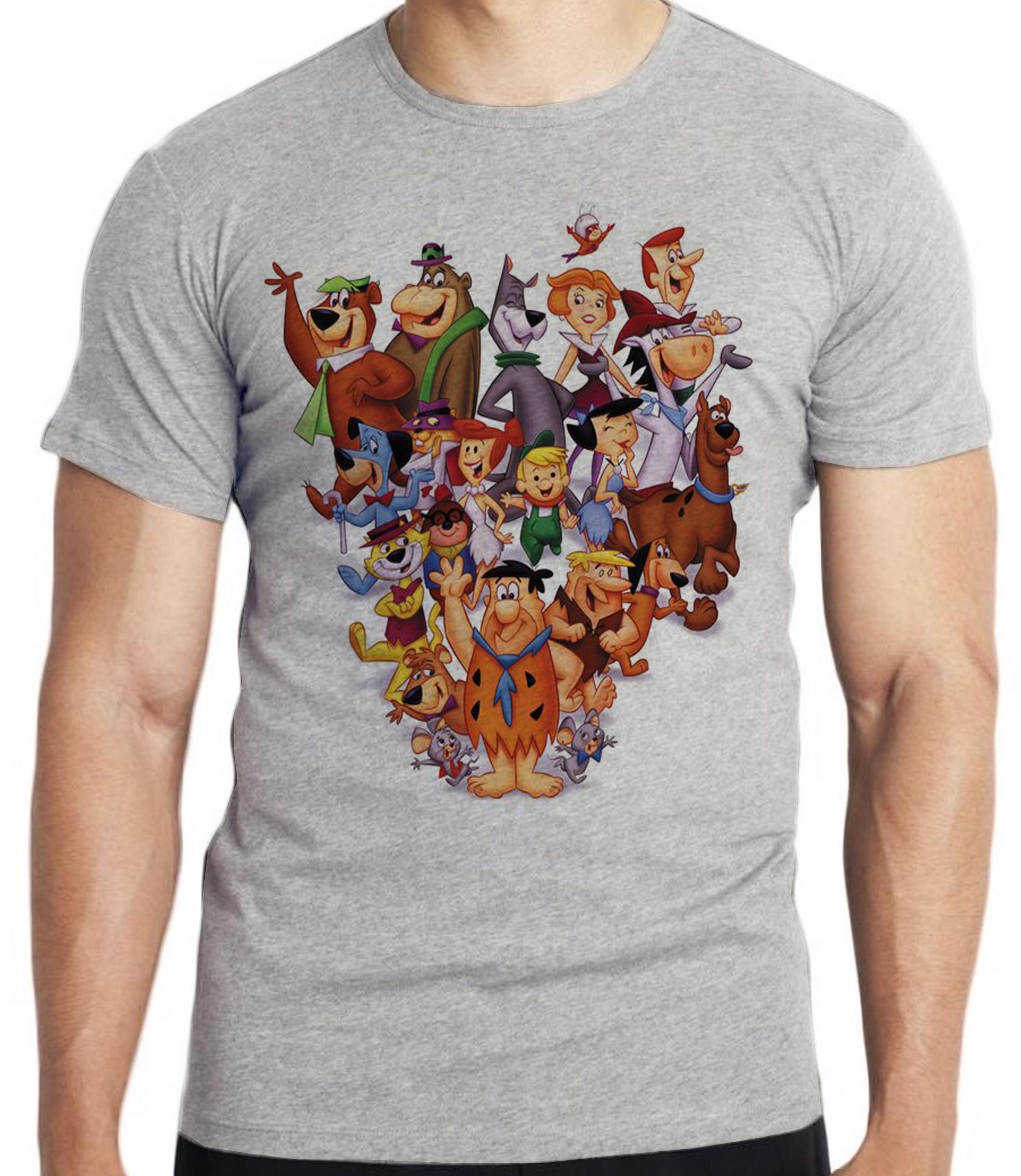 Camiseta Infantil Blusa Crianca Ze Buscape Hanna Barbera  5cbc13460068e