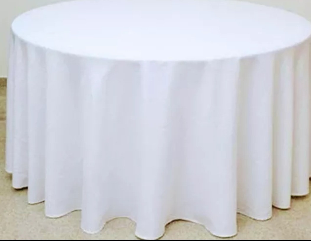 a6a5dc9ac Toalha de Mesa Redonda Banquete 2