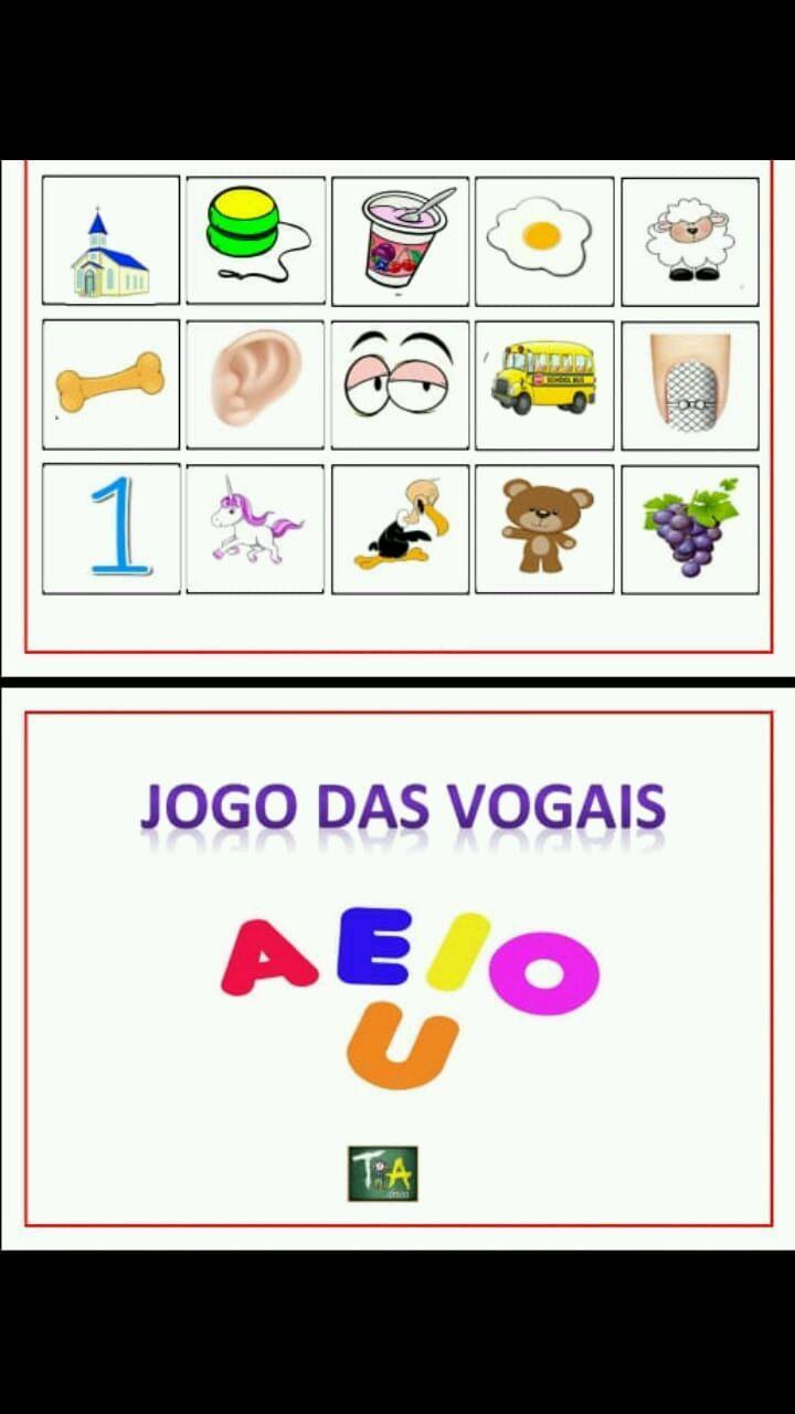 Jogo Das Vogais Em Pdf No Elo7 Adriana Barros Melo E1b26c