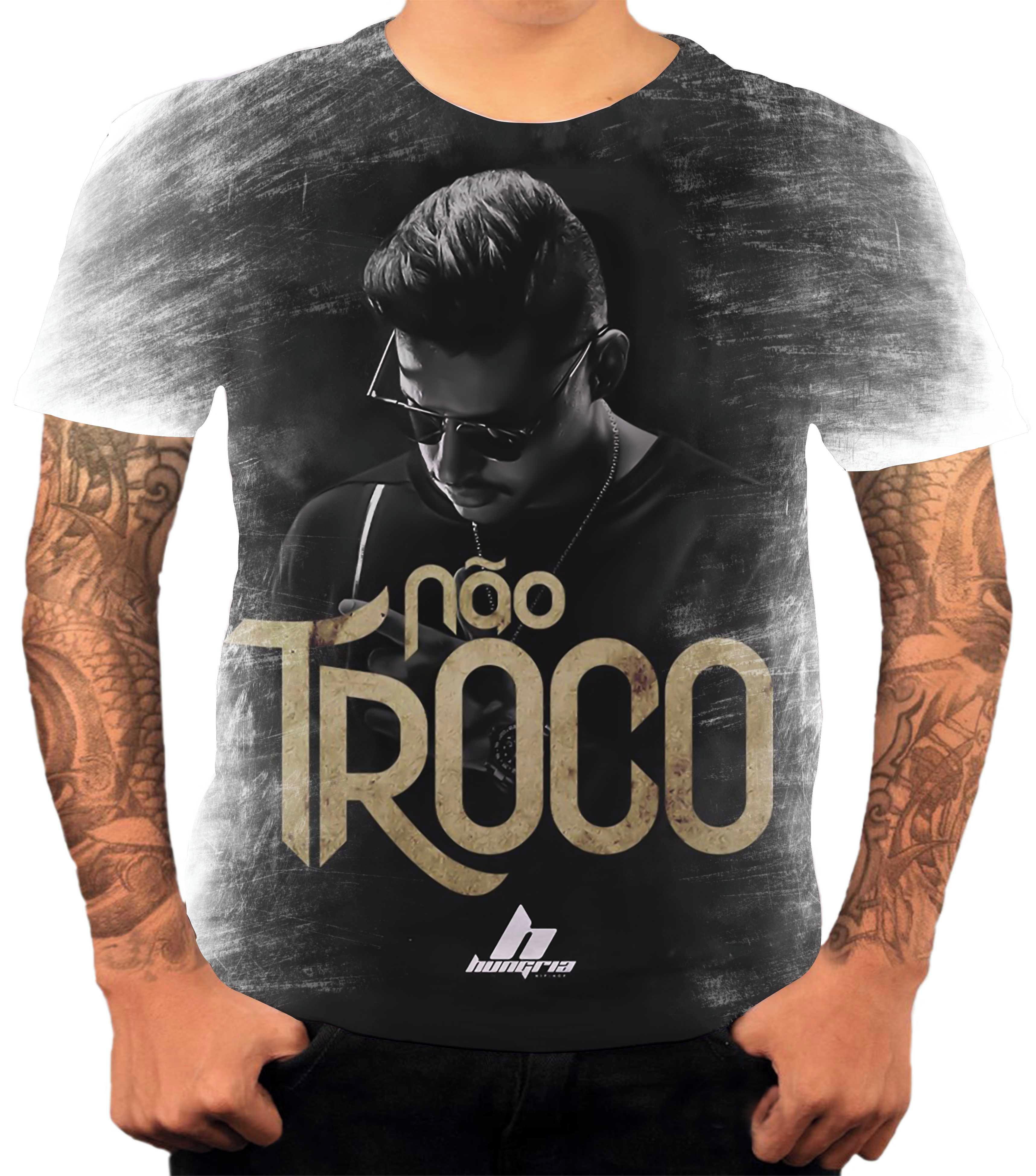 1c75b7522150c Camisa Camiseta Personaliza Cantor Hungria Hip Hop Rap