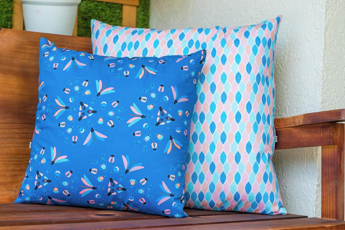 d36baa5ac60c6 Capa para almofada - PicNic no Elo7   Aos 30 - Casa e Crochet (E1E8BA)
