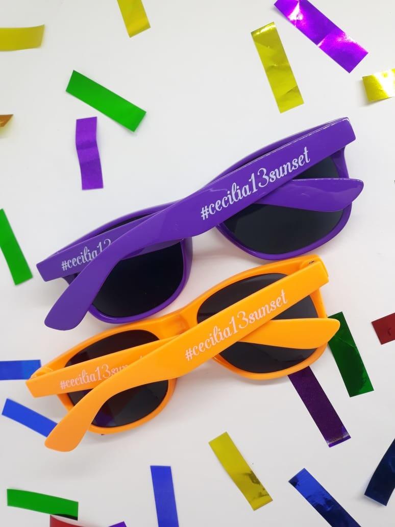 ae4ad8674 ATACADO 500 Óculos Personalizados para Eventos PREMIUM no Elo7 | Óculos  Para Festas (E25647)