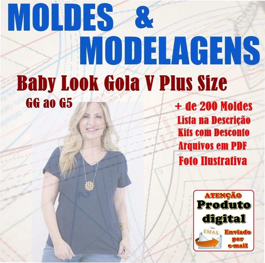 Baby Look Basica  016b418de3384
