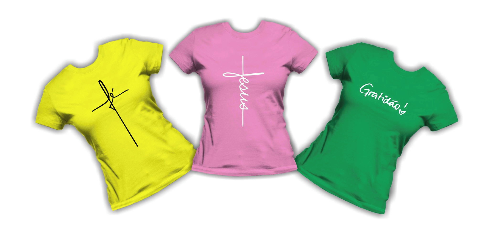 Camiseta Feminina Seja Grato Agradeca  e6b62db1e43d0