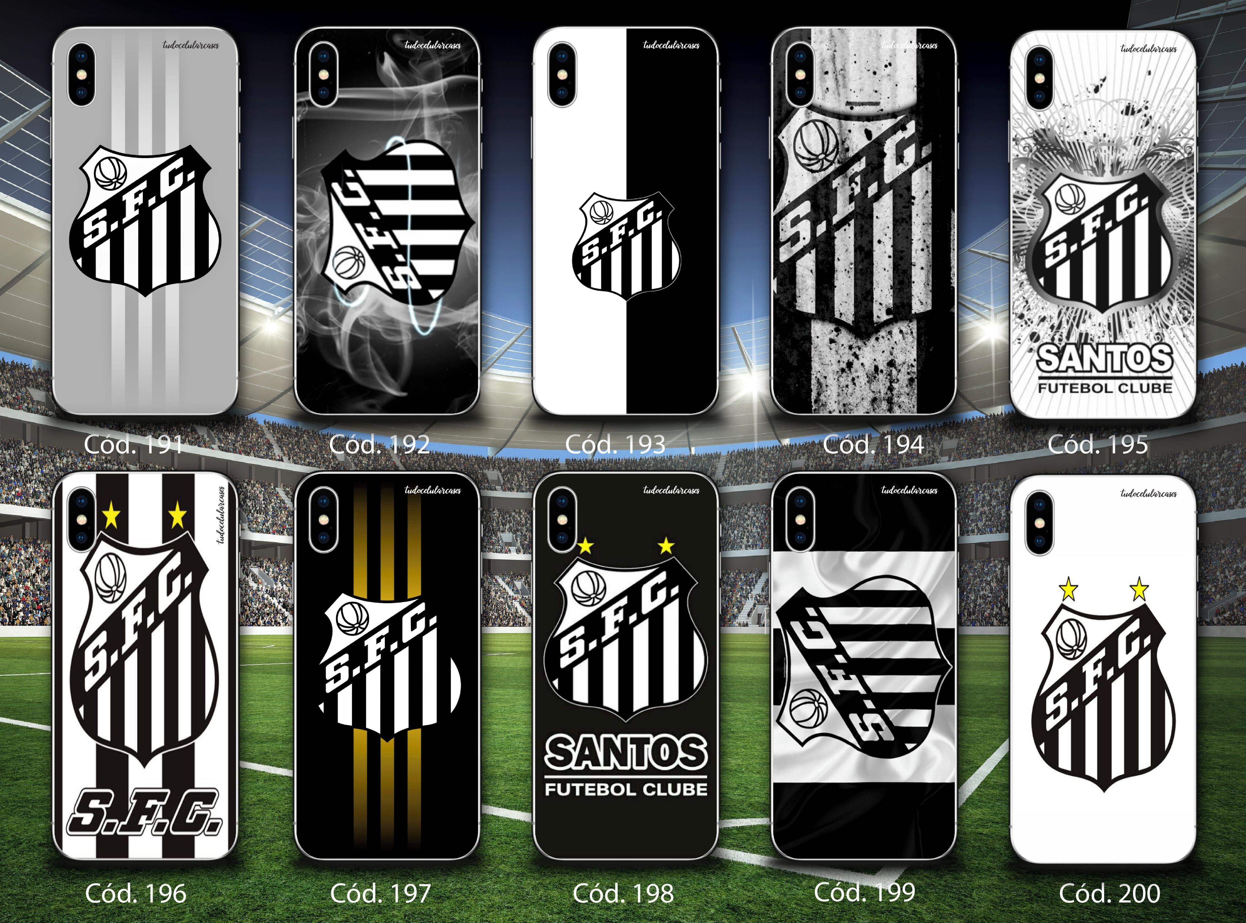 545128be920f6 Capinha Capa Case Celular Personalizada Times Futebol 1 | Elo7