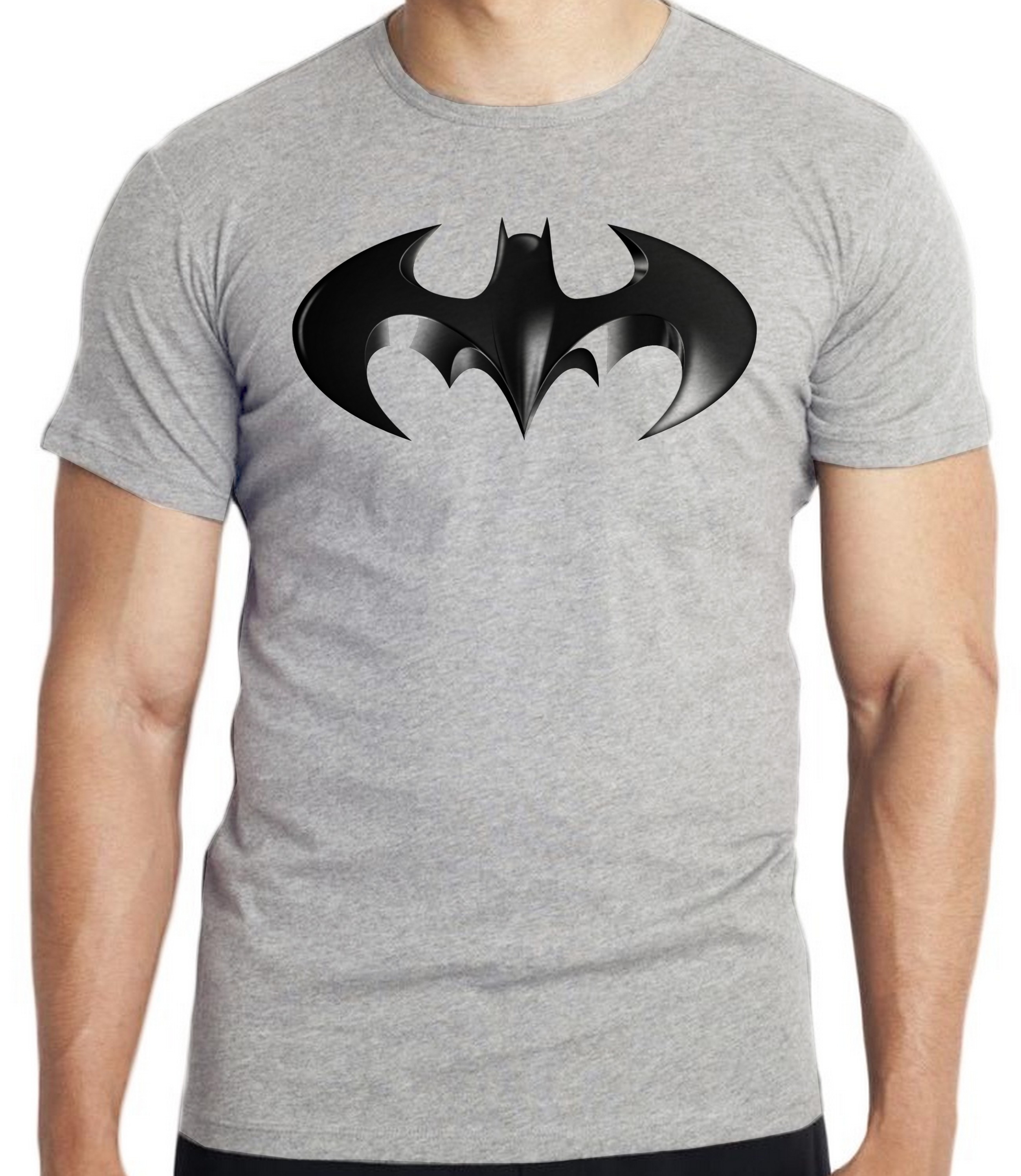 732c7100a Camiseta Liga da Justica Branca Masculina Adulto e Infantil