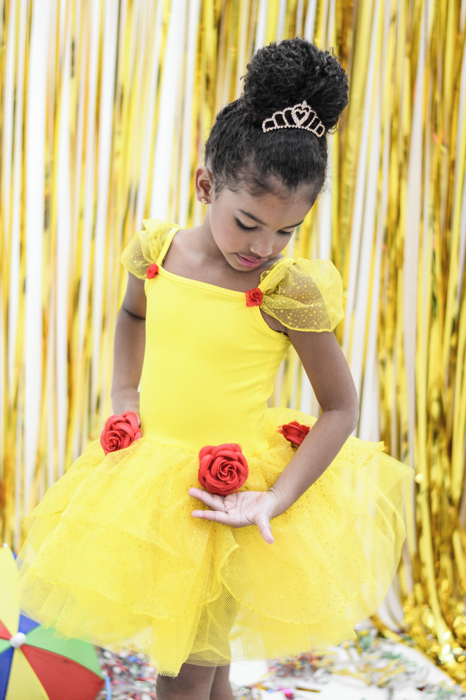 08234a36b2 Fantasia Princesa Bela | Elo7