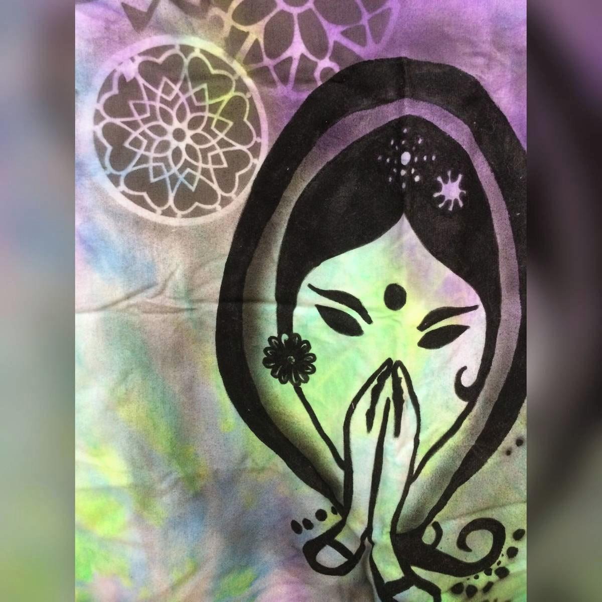 8947dd94e5 Blusa Regata Estampada Desenhada a Mão Gratidão - Nova no Elo7 ...