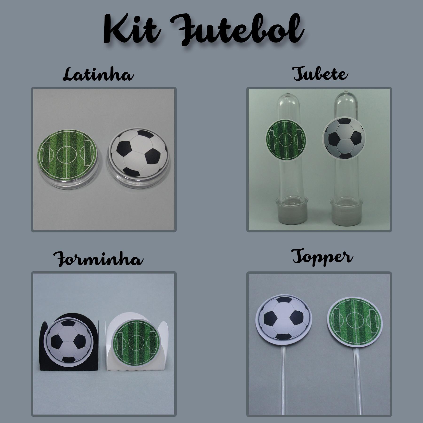 Kit Decoracao Futebol Santos  91ab3235e8afc