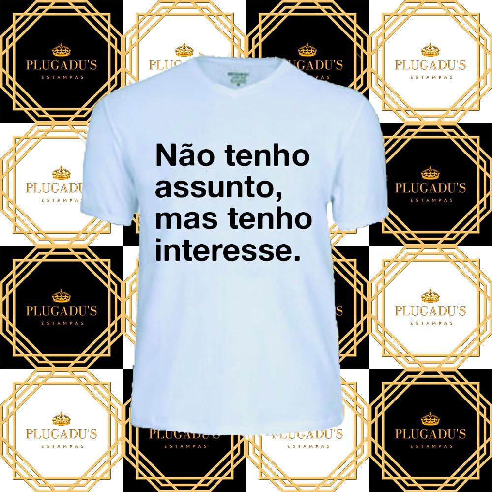b32108af91de1 Camiseta Infantil com Frases