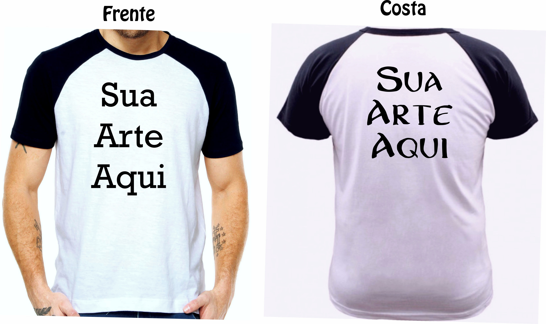 8e5a43b253ca0 Camiseta Adulto Tocando em Frente
