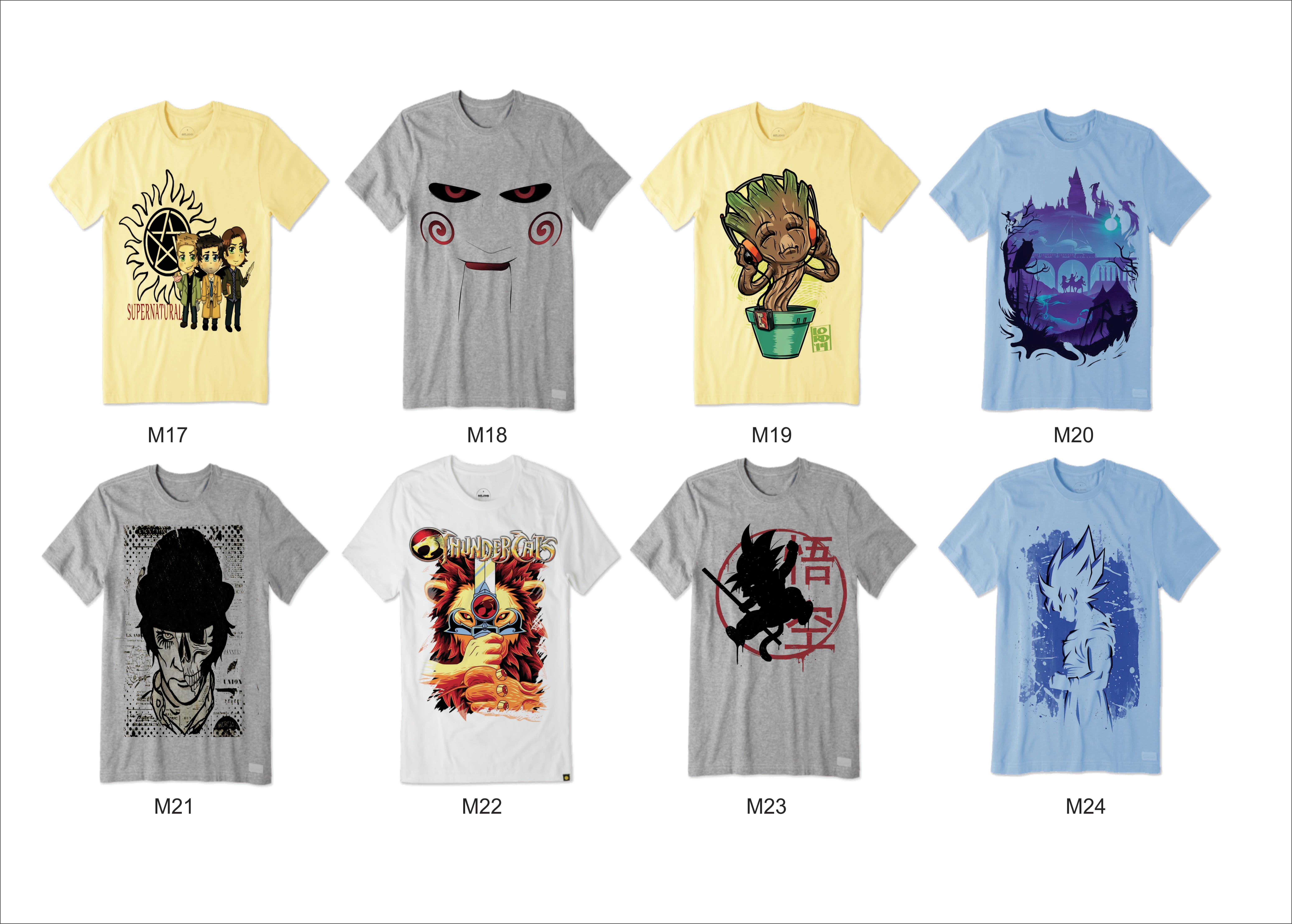 4e978e38f Kit 10 Camisetas Masculinas de Marca em Atacado