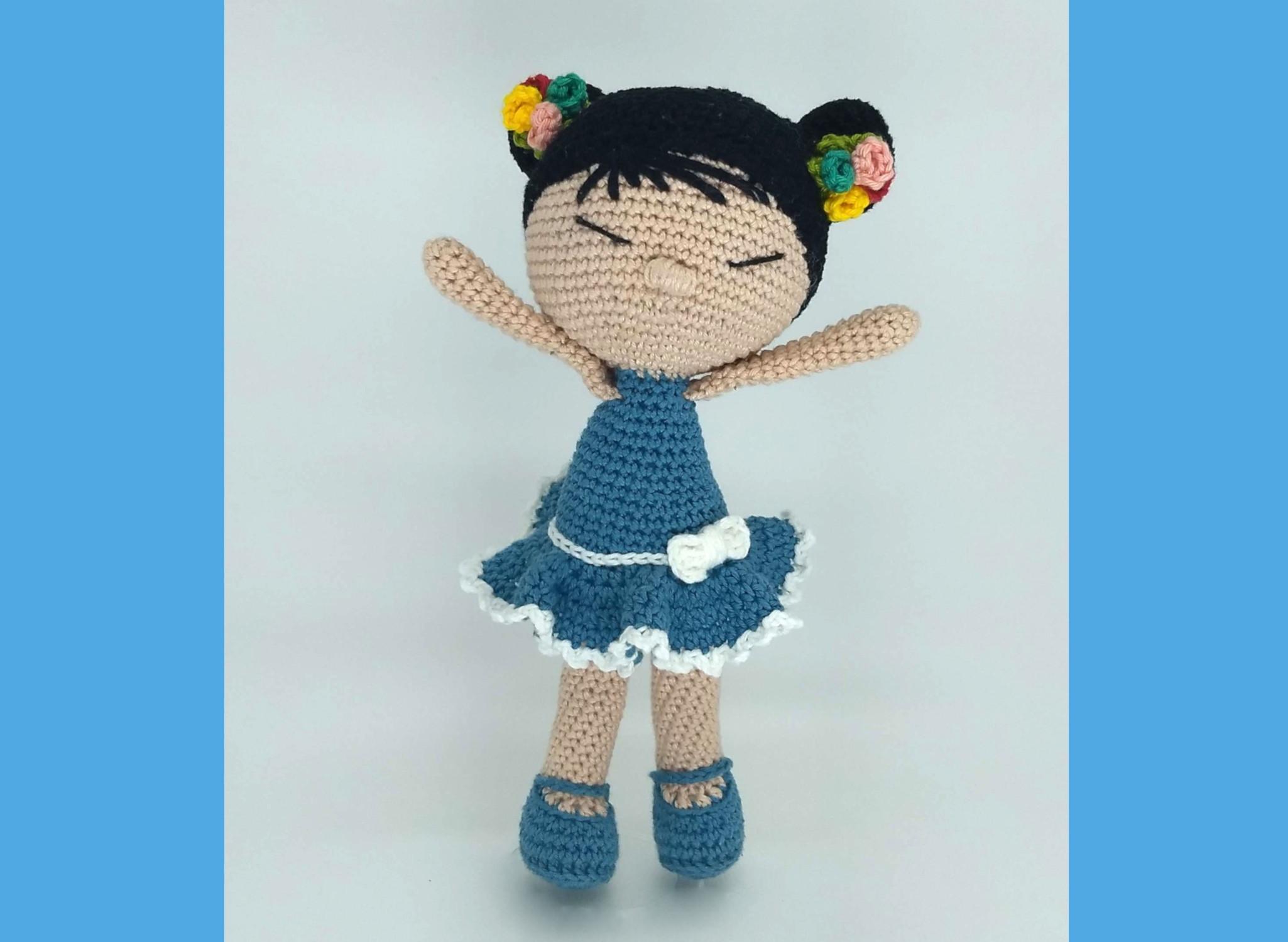 Best 10 Boneca amigurumi/ boneca crochê no Elo7 | Novelo de idéias ... | 1500x2050