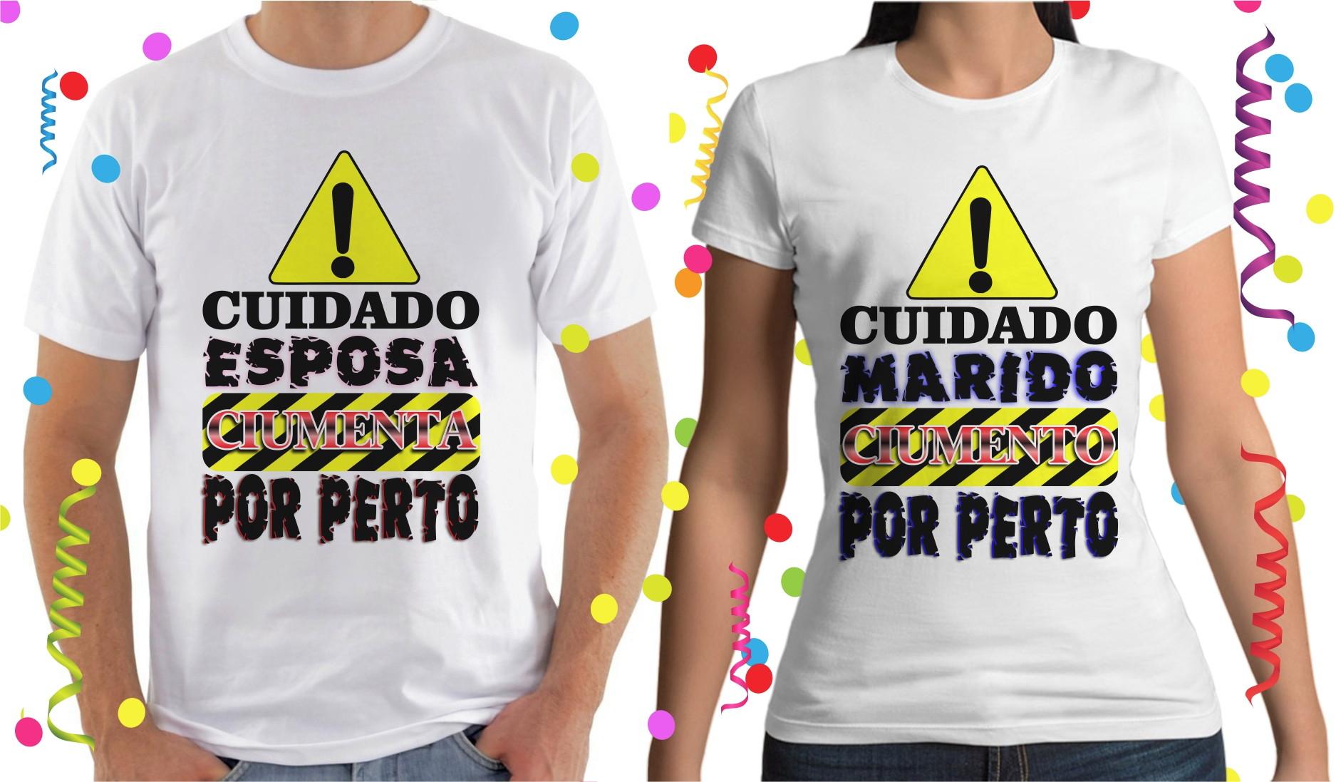 Camiseta Marido  027b13023fd5b