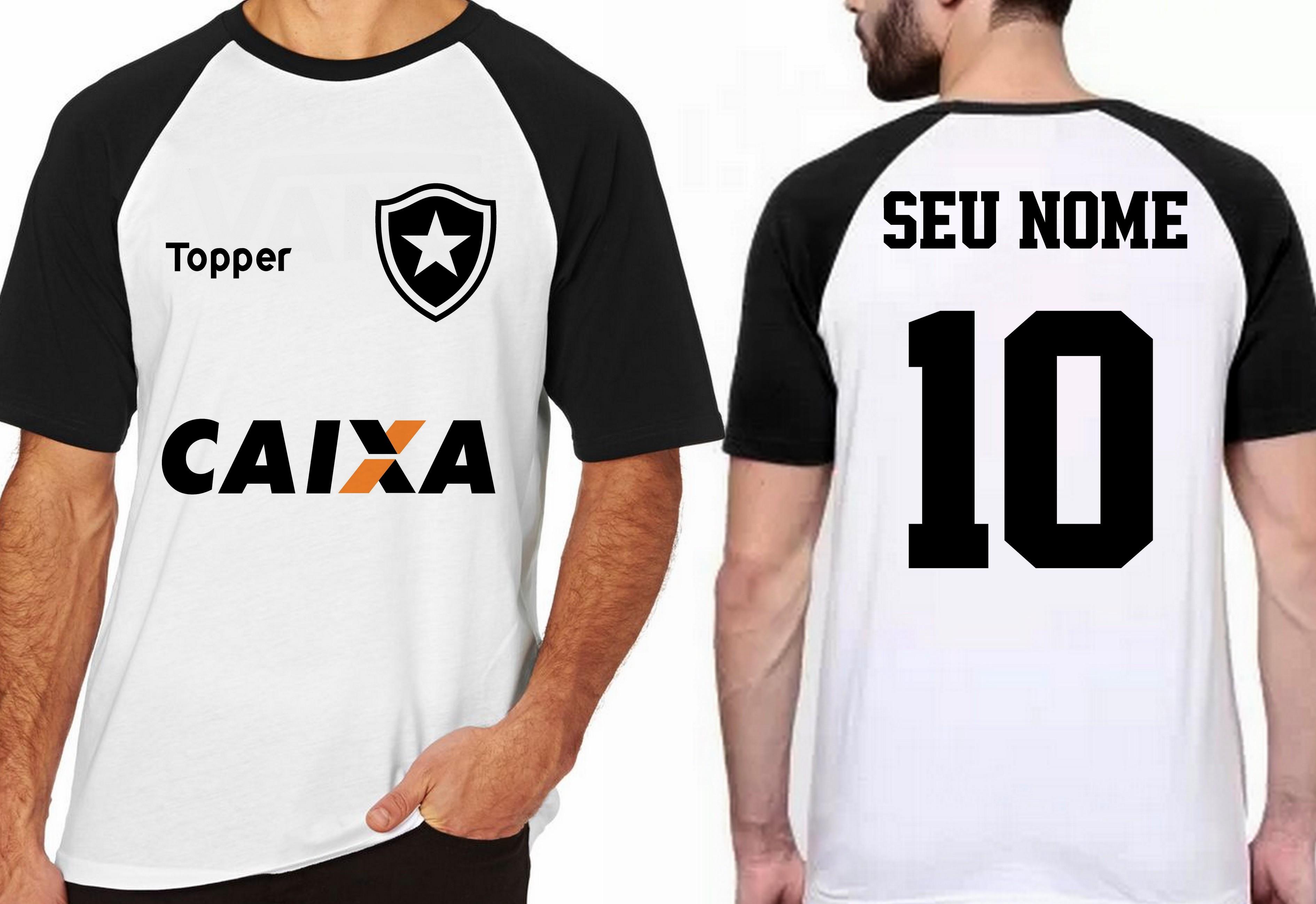 5609307c0e Camisa pra Criança Botafogo