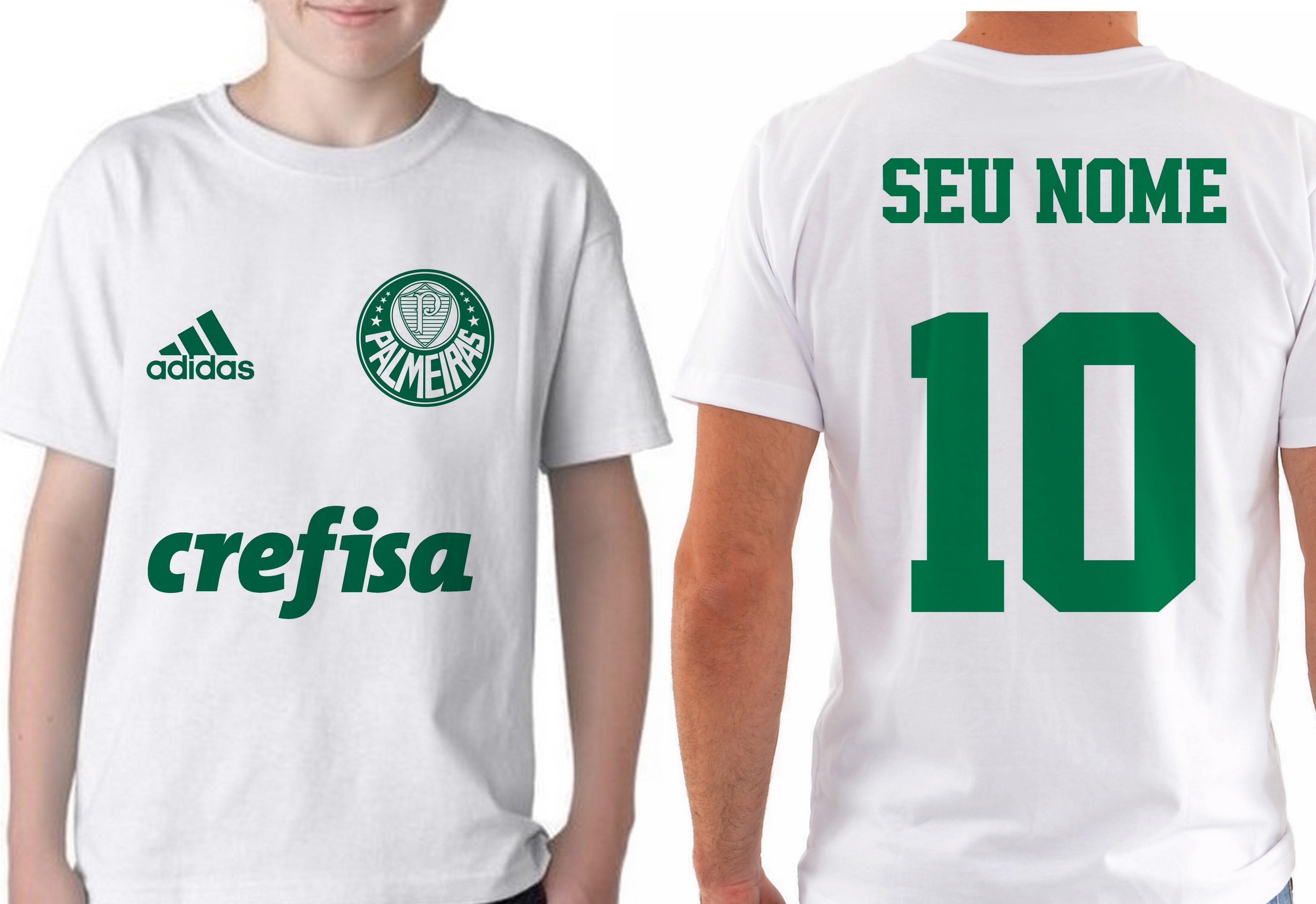 Blusa Palmeiras  11003c8f8a565