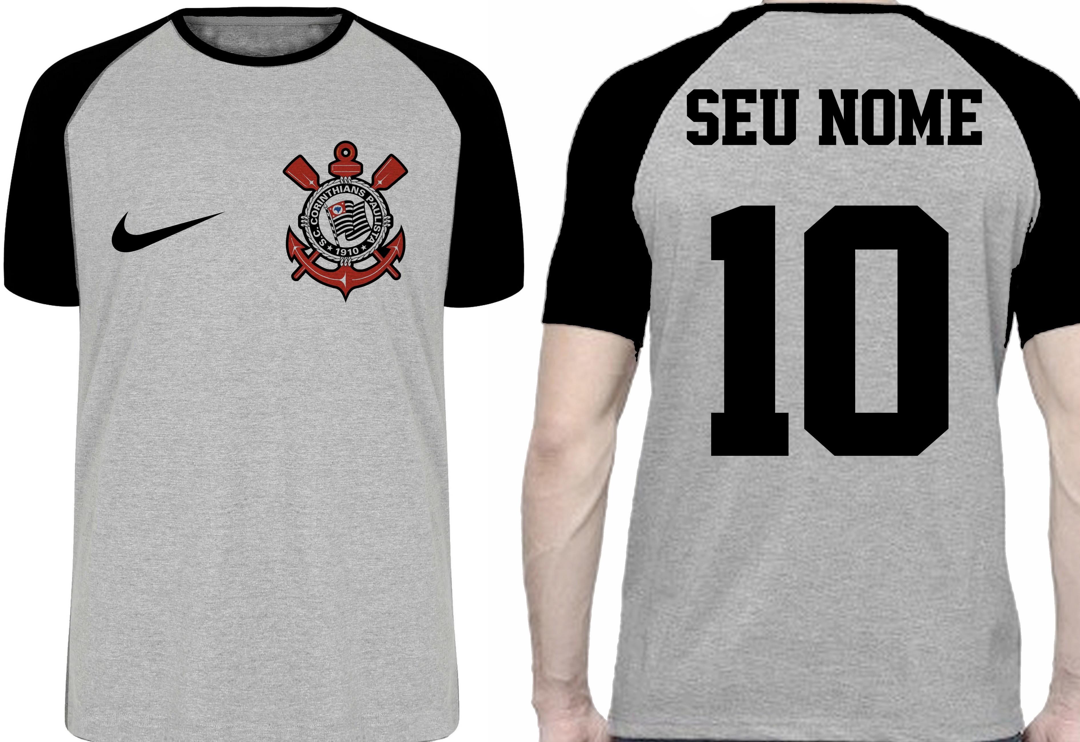 Camiseta Infantil Corinthia Ns  68ea3fd6934e3