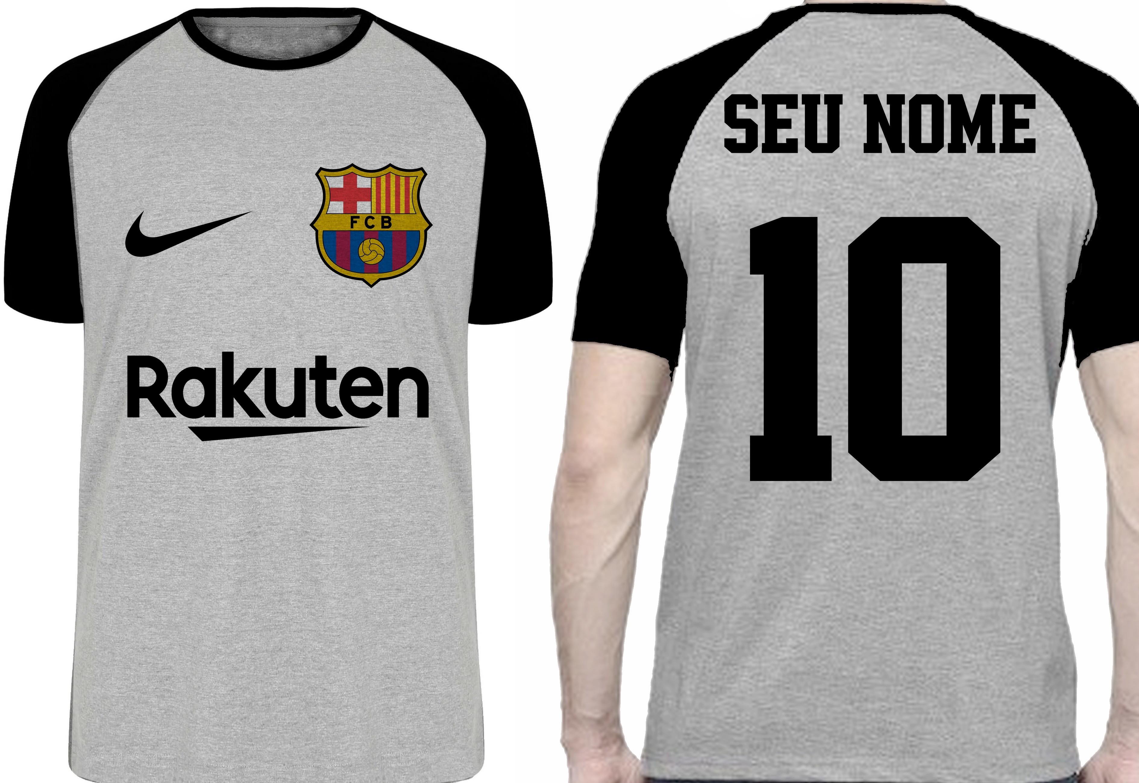 Camiseta Comemorativa Barcelona  5e92c2d6a0707