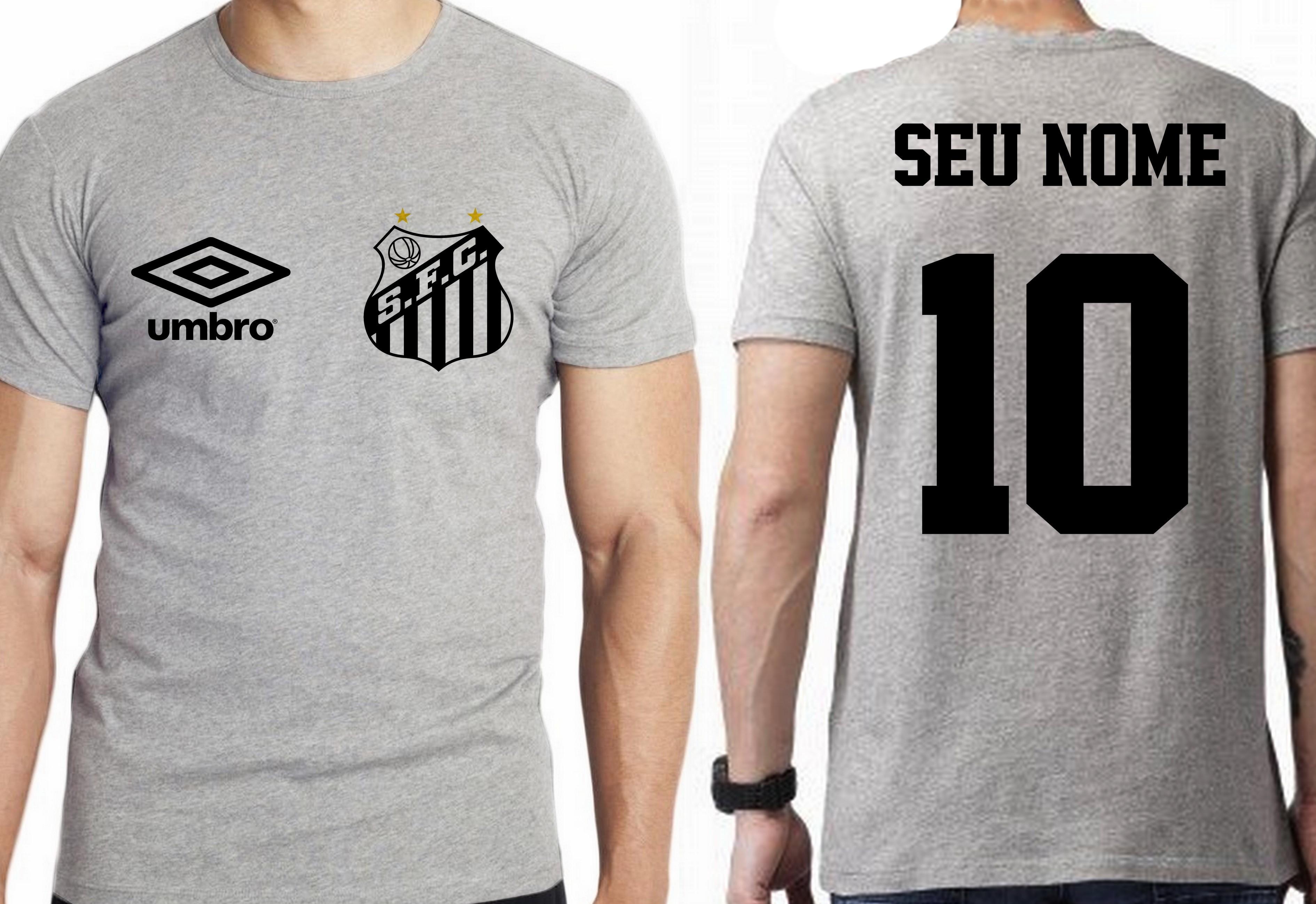 Camiseta Personalizada Santo André  ff345b6d6ca4d