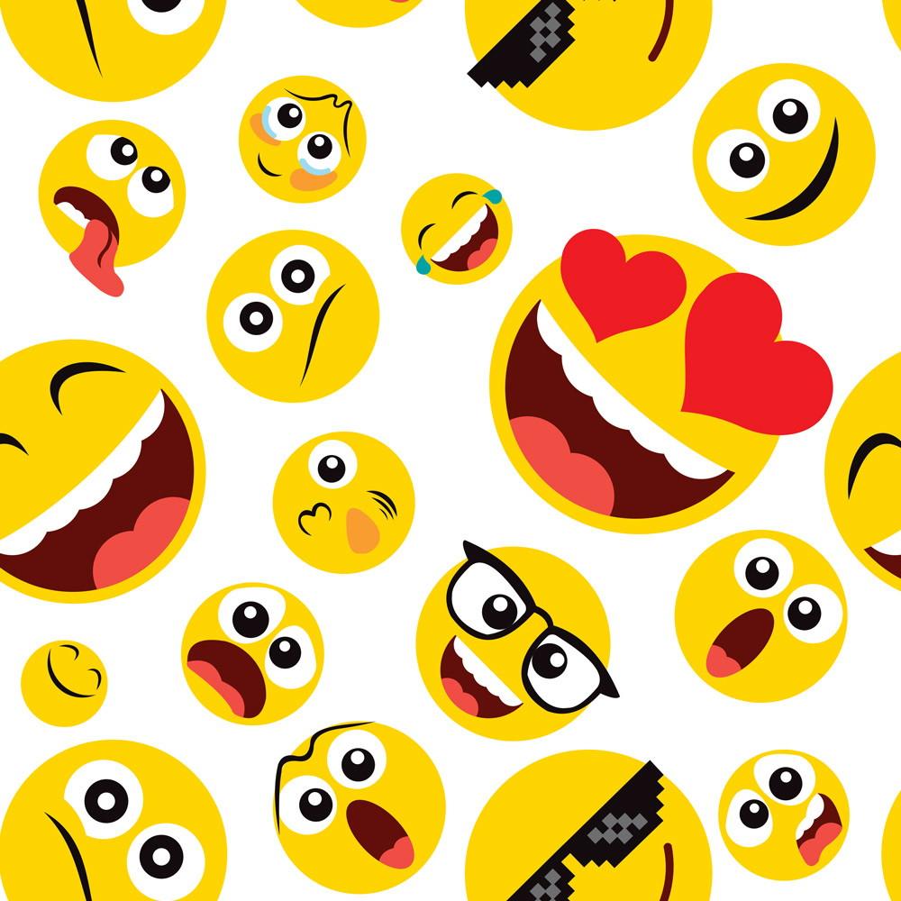 Papel De Parede Teen Emoji Emoticon Animado