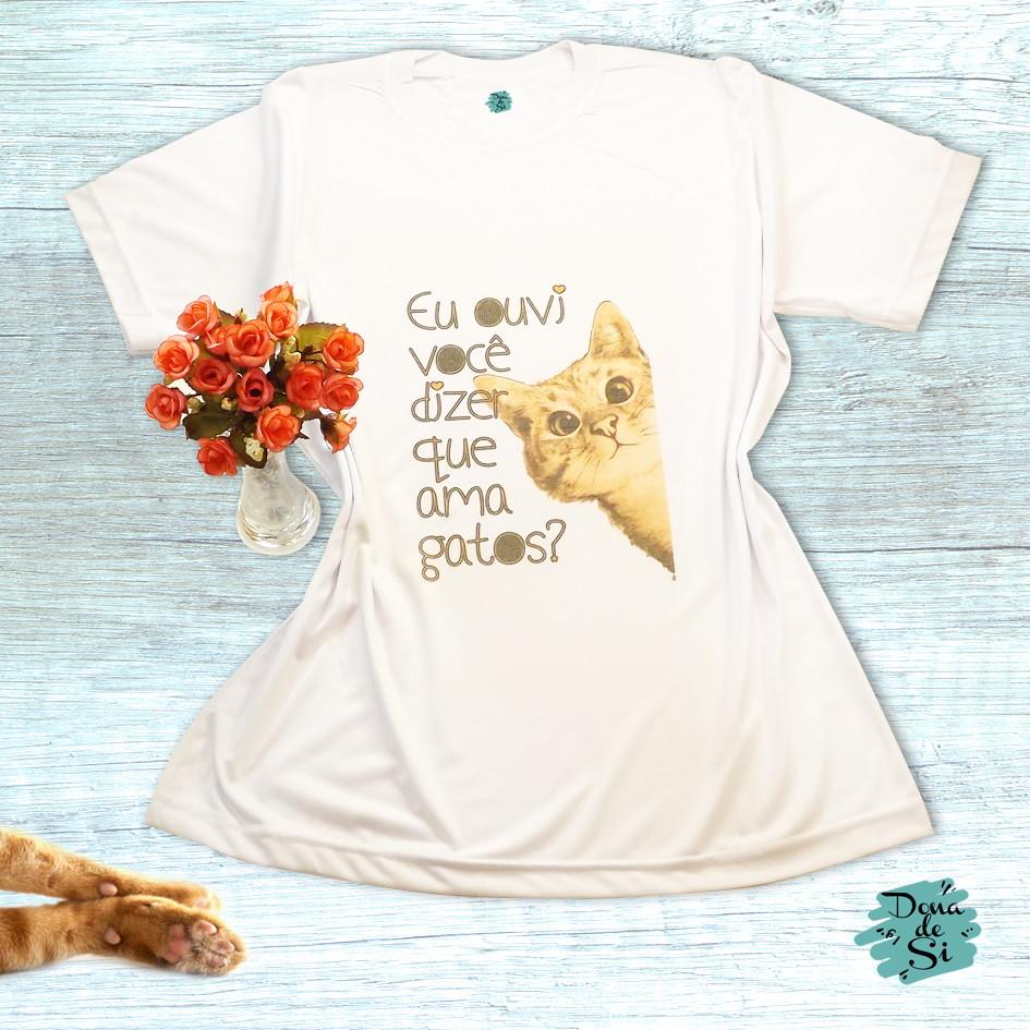 db0187afd Camiseta Feminina Estampa Frases Moda