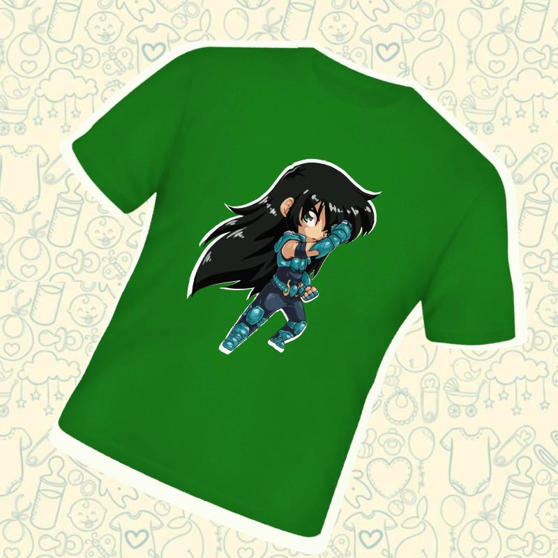 Camiseta com Ilustracao de Dragao Bonita e Barata  e3282ce6f4547