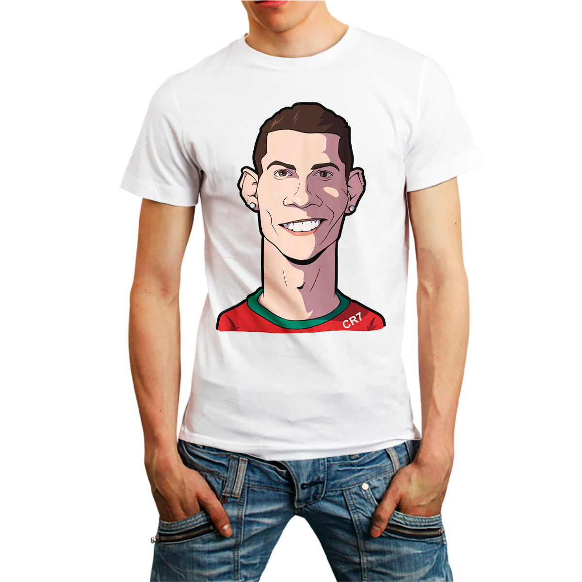 112a650721 Camiseta Cr7 Cristiano Ronaldo Juventus Camisa Futebol