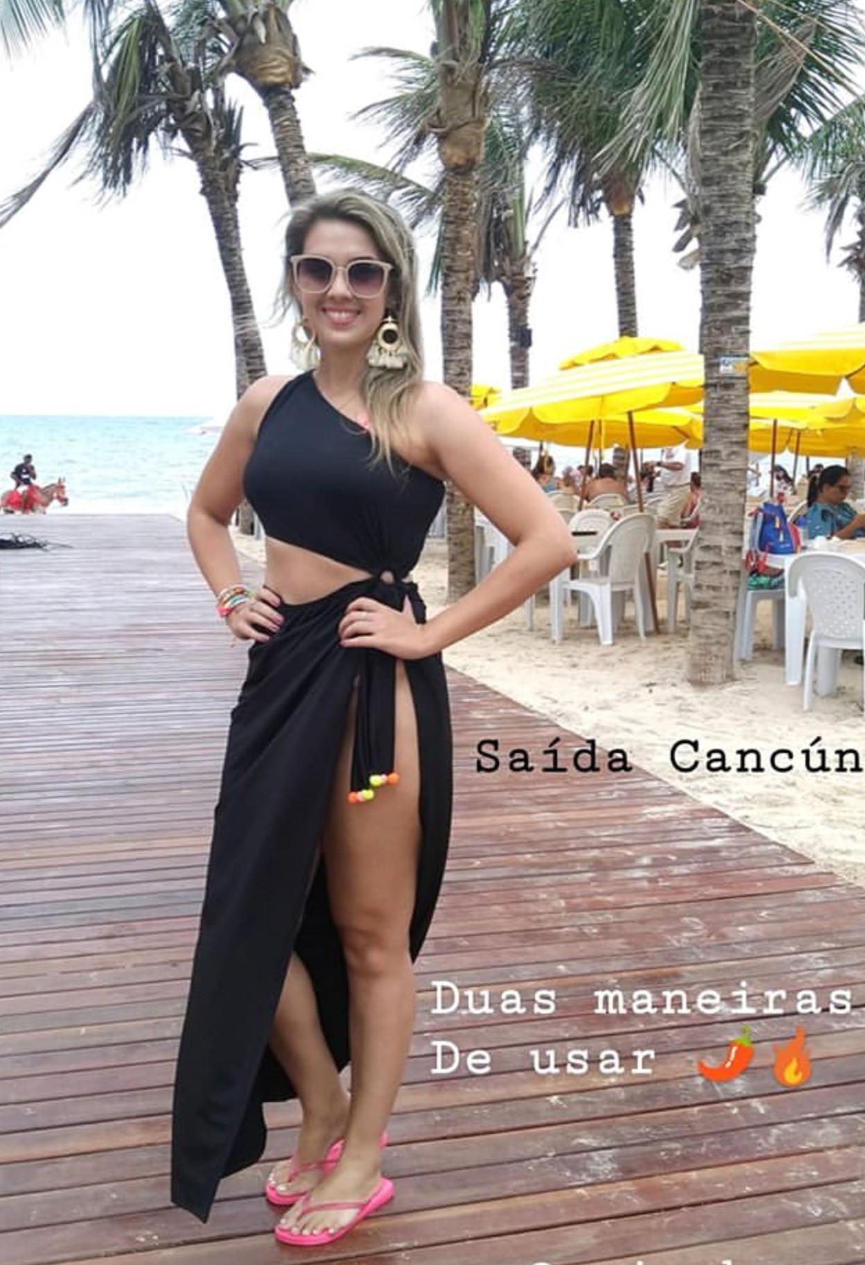 238fd10d3e69 Moda Praia Luxo Brasil | Elo7
