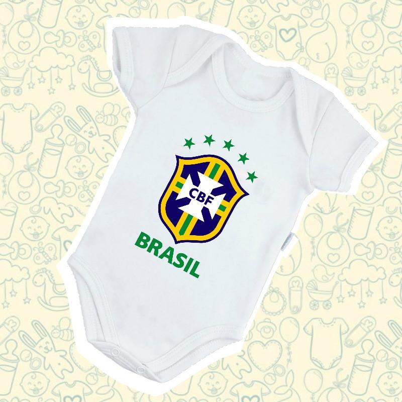 2bebb36290 Roupa de Torcida Baby Alive Brasil