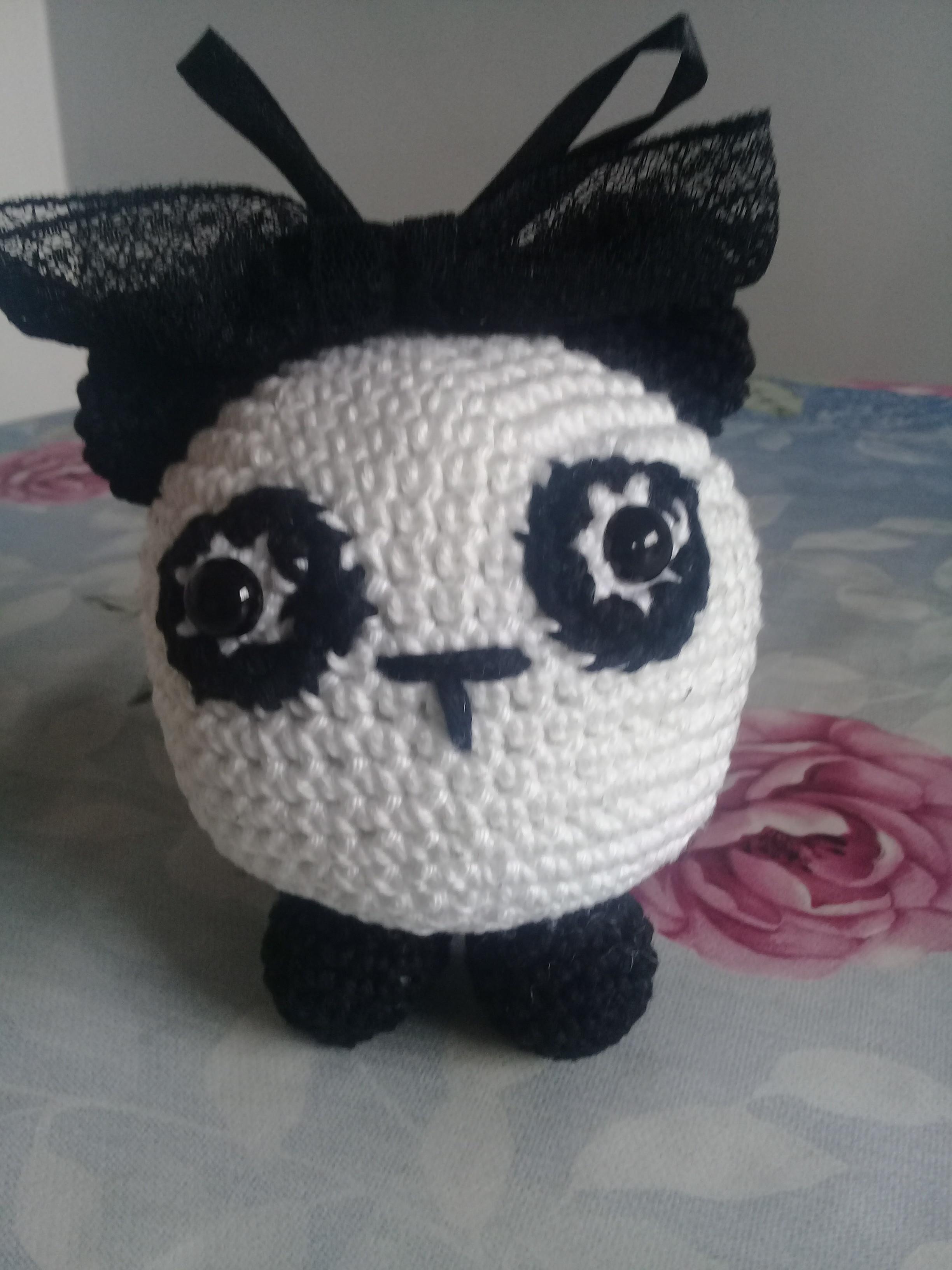 Amigurumi urso panda | Urso panda, Panda, Urso | 3264x2448