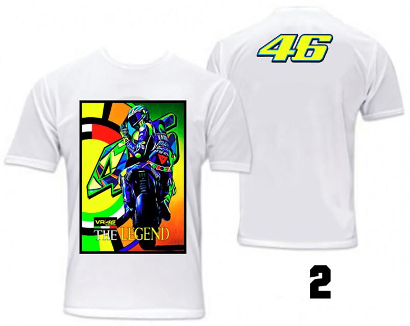 82478d23e Camiseta Moto Vr46 Valentino Rossi
