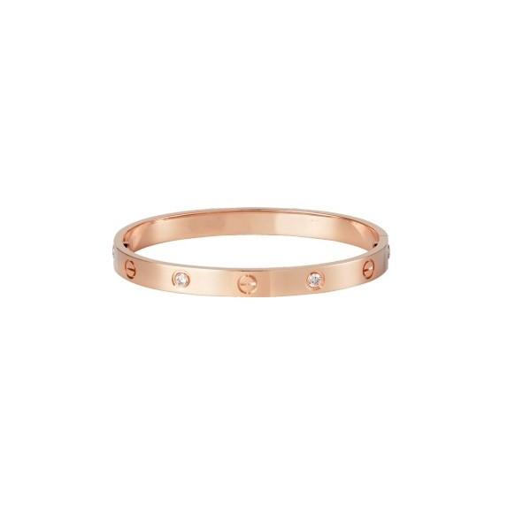 24d02f2238b Bracelete Cartier Parafuso