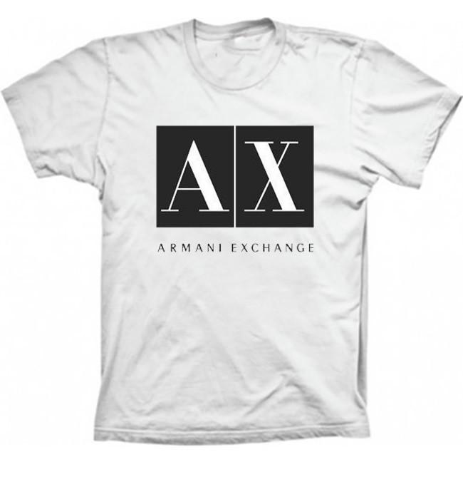 271bd7e141a Camiseta Armani Exchange 1 Personalizada no Elo7