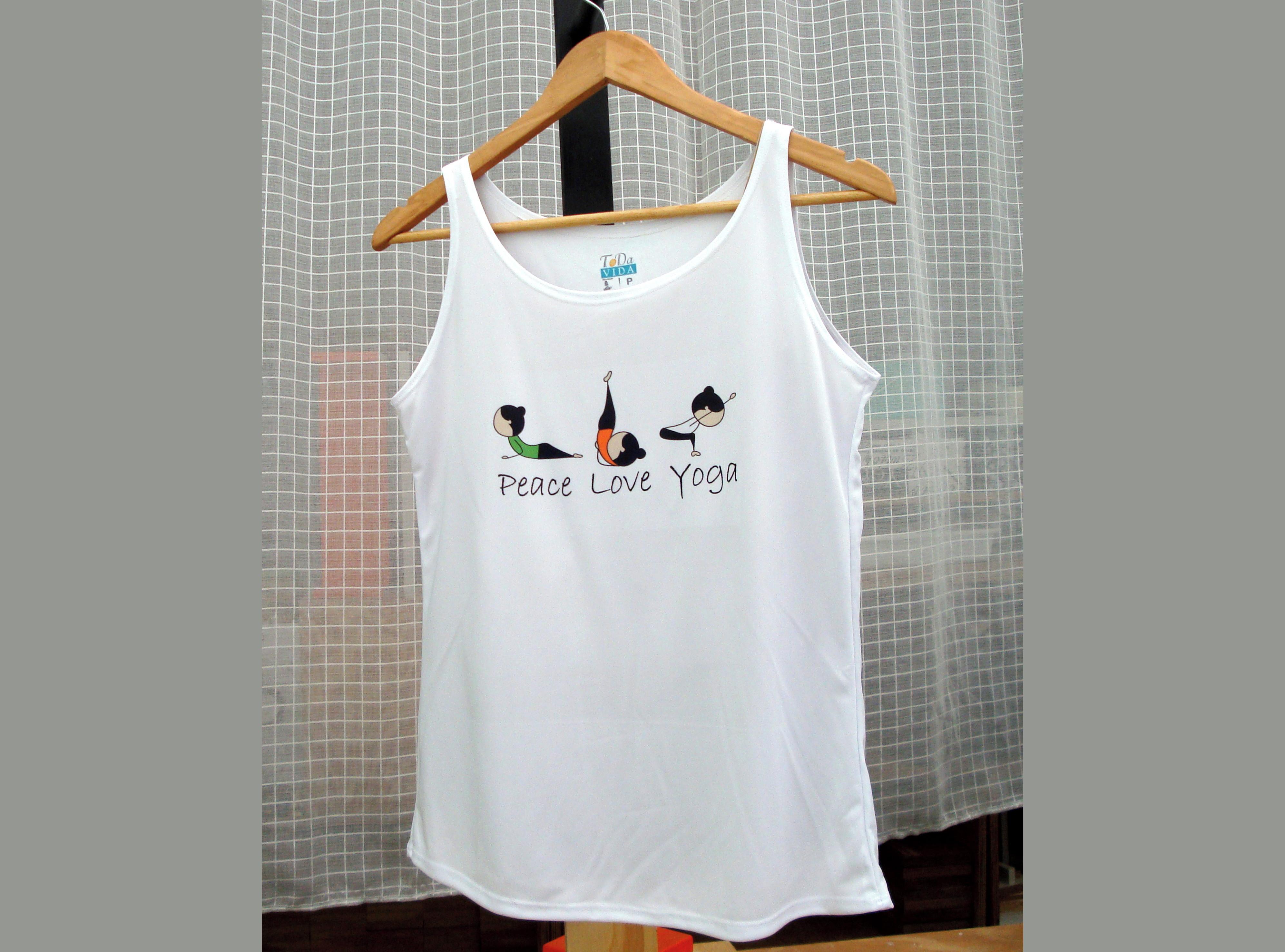 Blusa Feminina Regata Branca com Estampa  a051fea148166