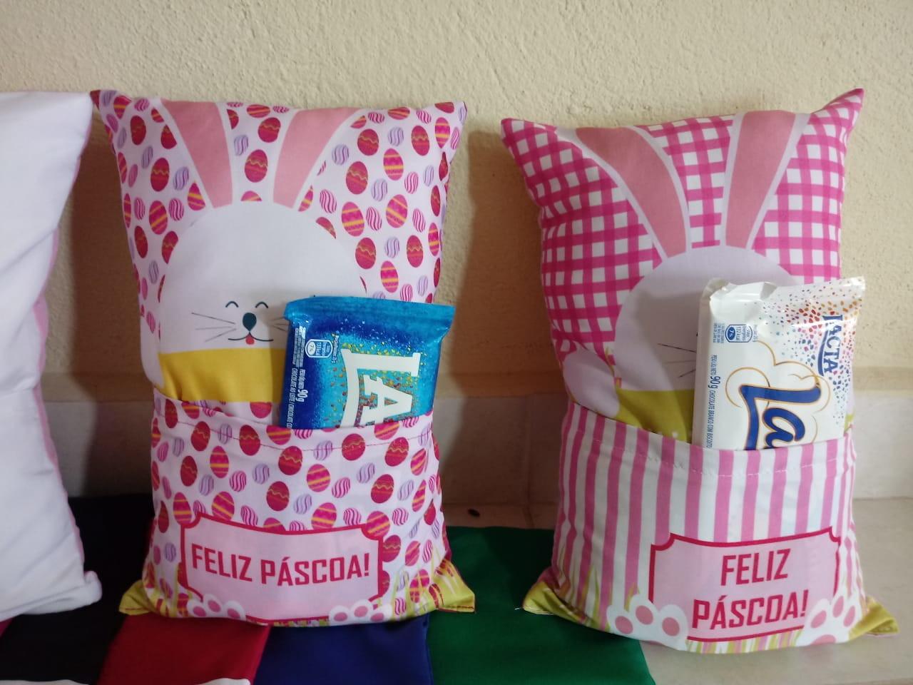109da759d 10 Almofadas Porta Chocolate