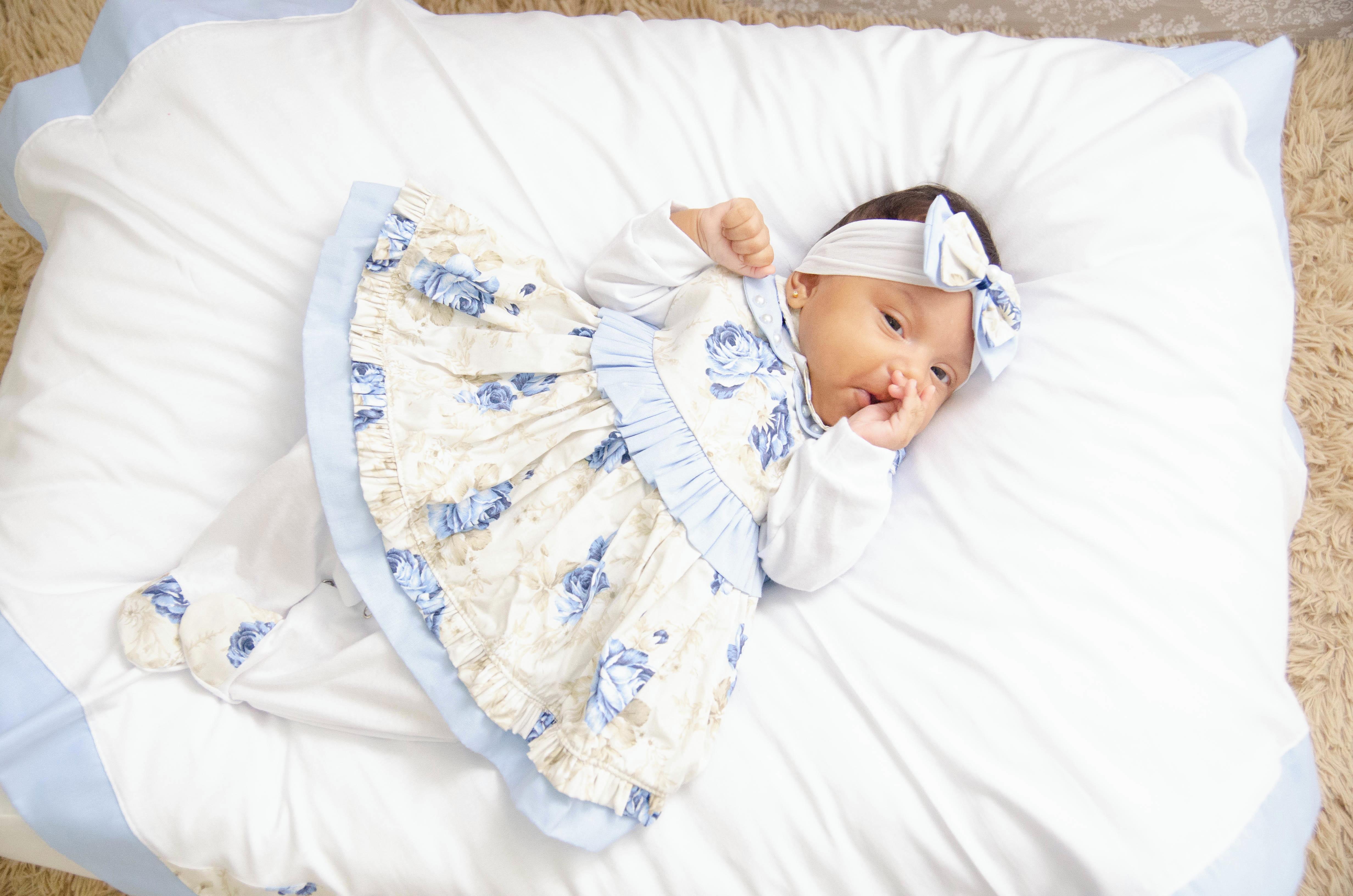 Kit Saida de Maternidade Menina 5 Pecas Gaby  1be0b8b8951