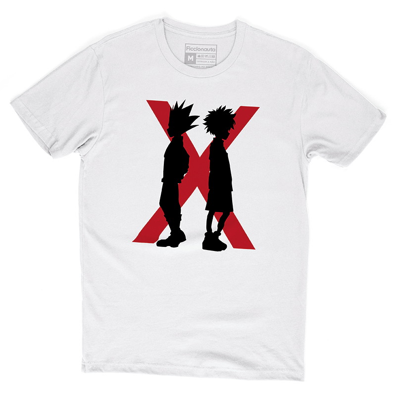 8e2e9ad0f05 Camiseta Camisa Animes Hunter X Hunter Gon Killua Kurapika