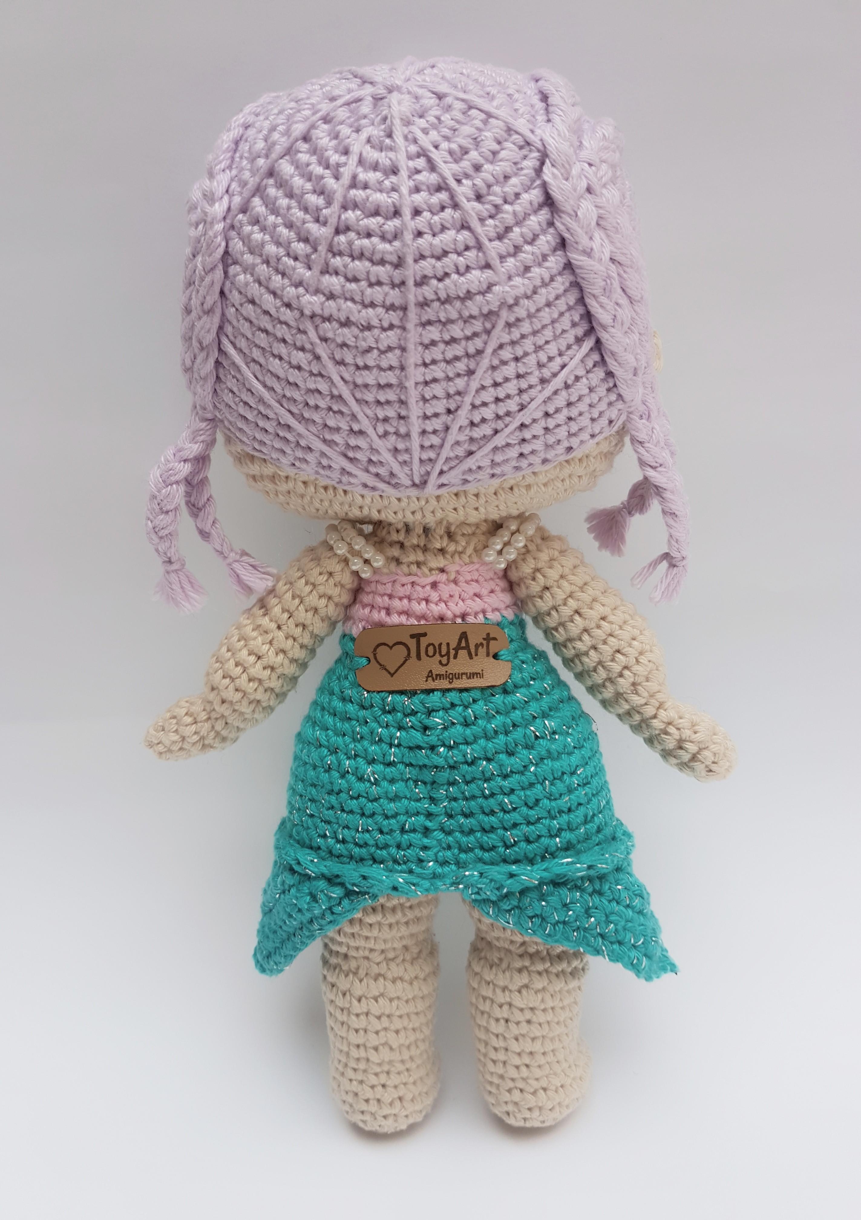 Amigurumi Sereia – Inspirações | Sereia de crochê, Bichos de ... | 4032x2846