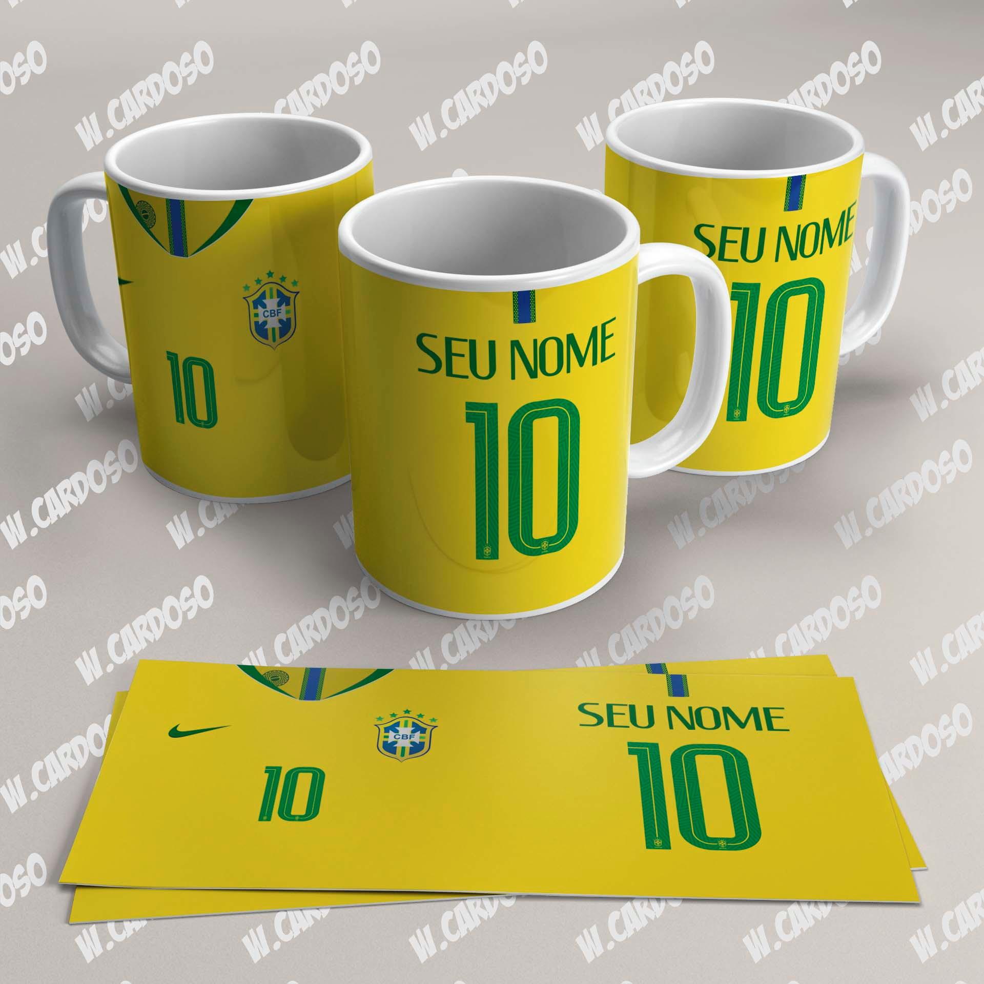 6597390c6b9d Canecas Futebol (campeonato Brasileiro) | Elo7