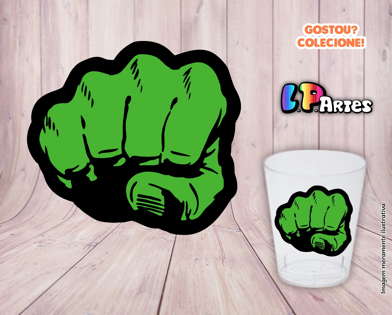 Hulk Colecao De Lp Artes Personalizados Lpartes Elo7