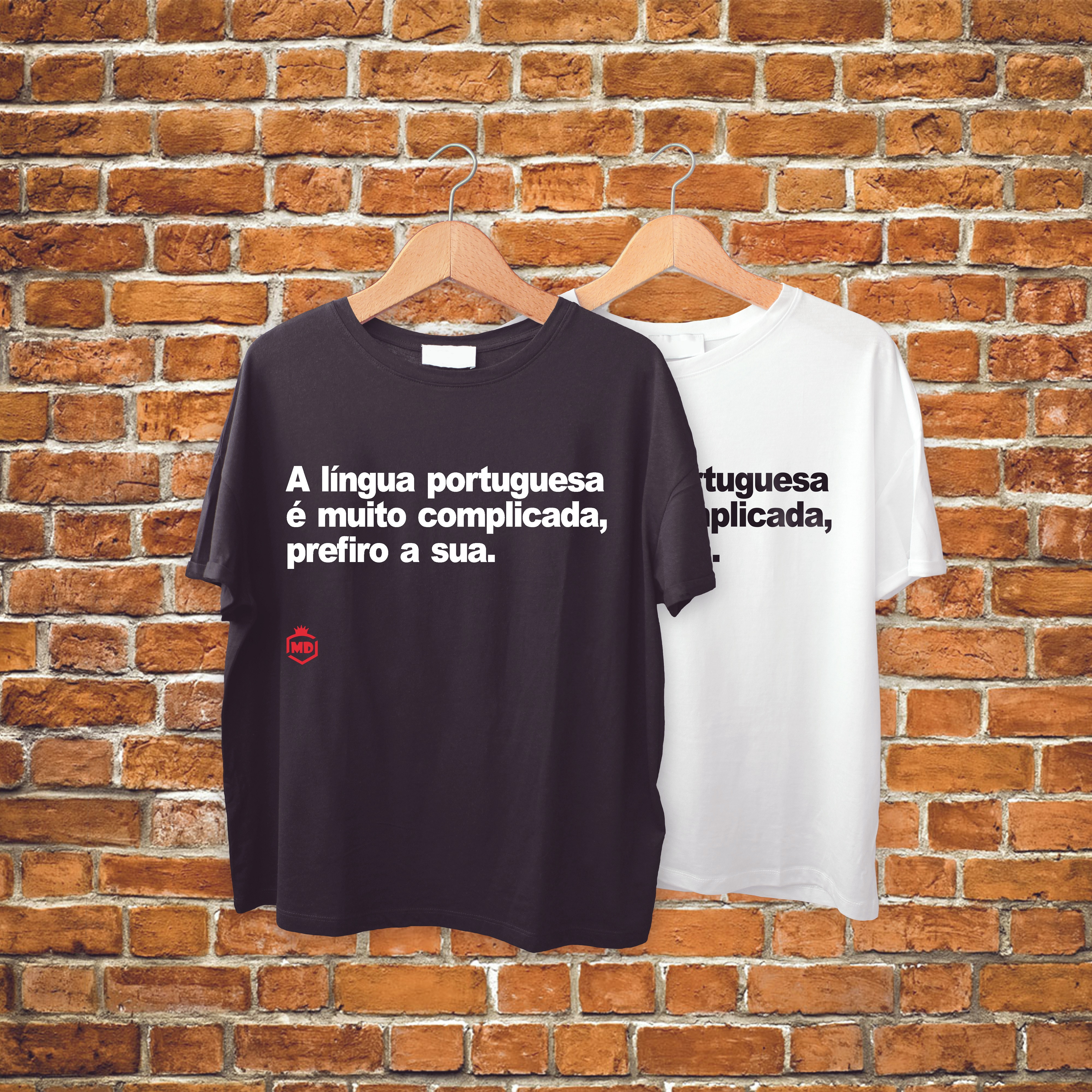 fca72e8f27 Camisetas com Frases - Coleção de Mundo Dukas ( mundodukas)