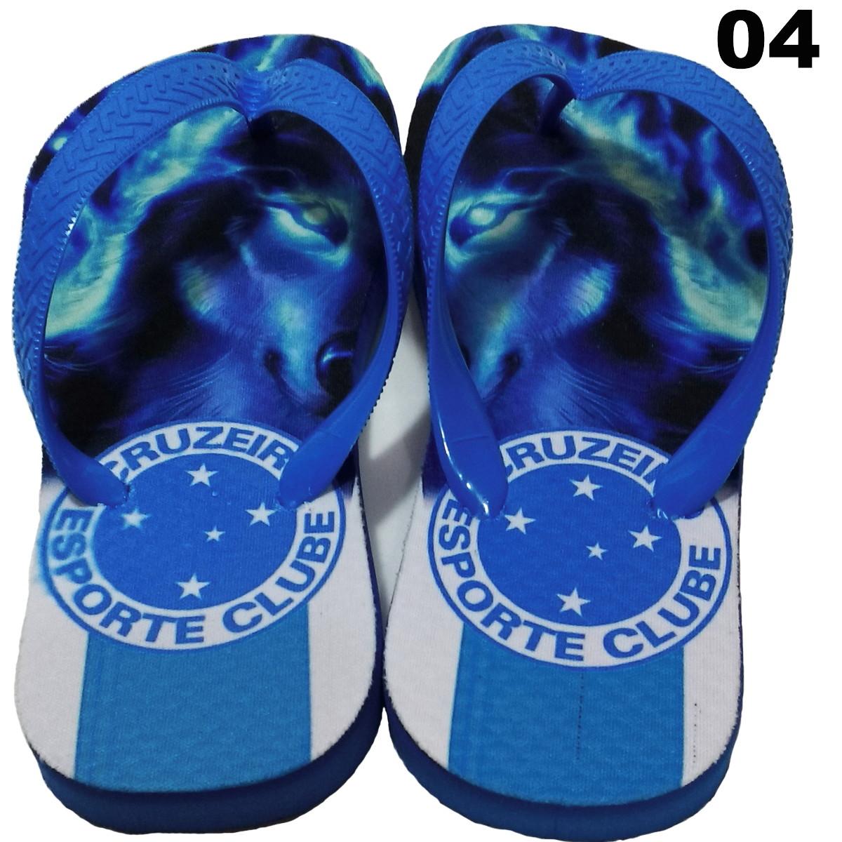 79609d7bb2 Chinelo Cruzeiro Time do Povo | Elo7