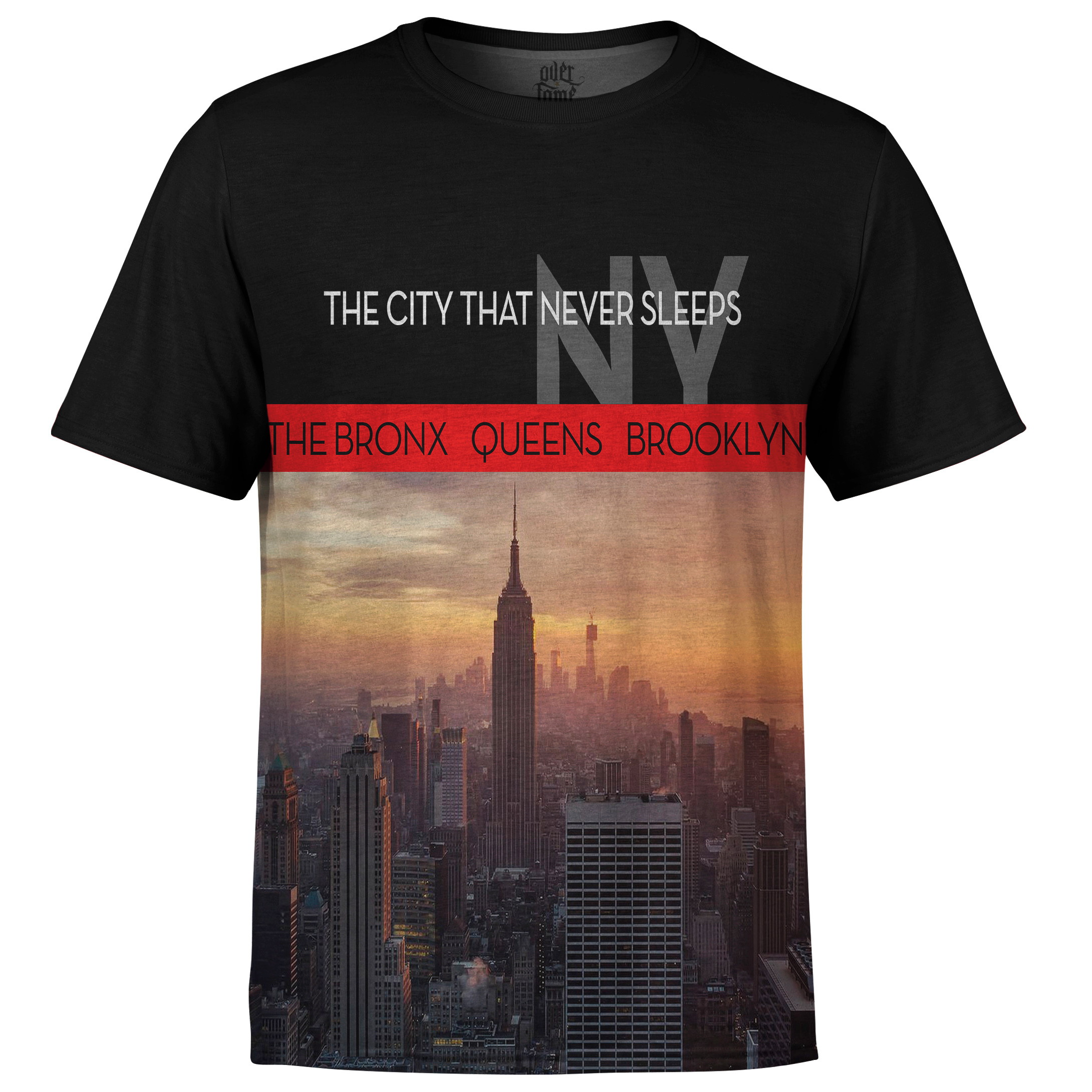 Camisetas Ny La New York  118630523ab